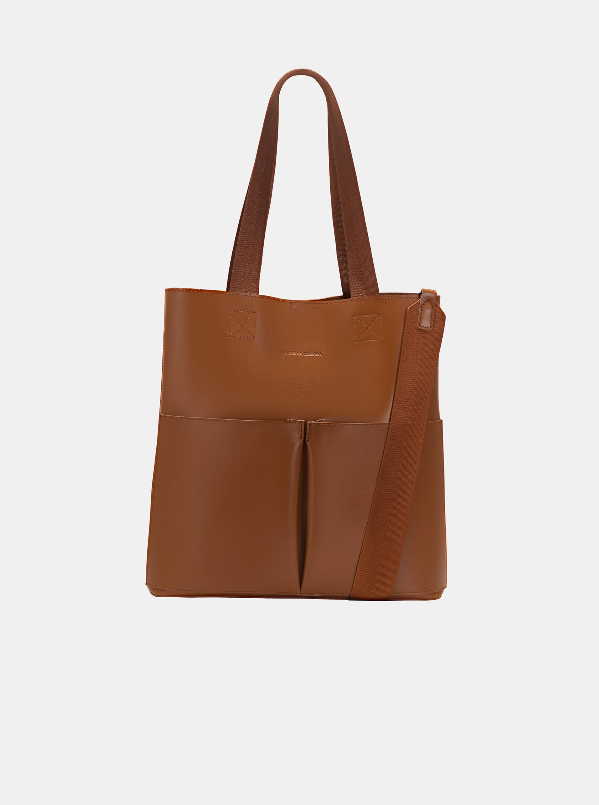 Claudia Canova rjava torbica