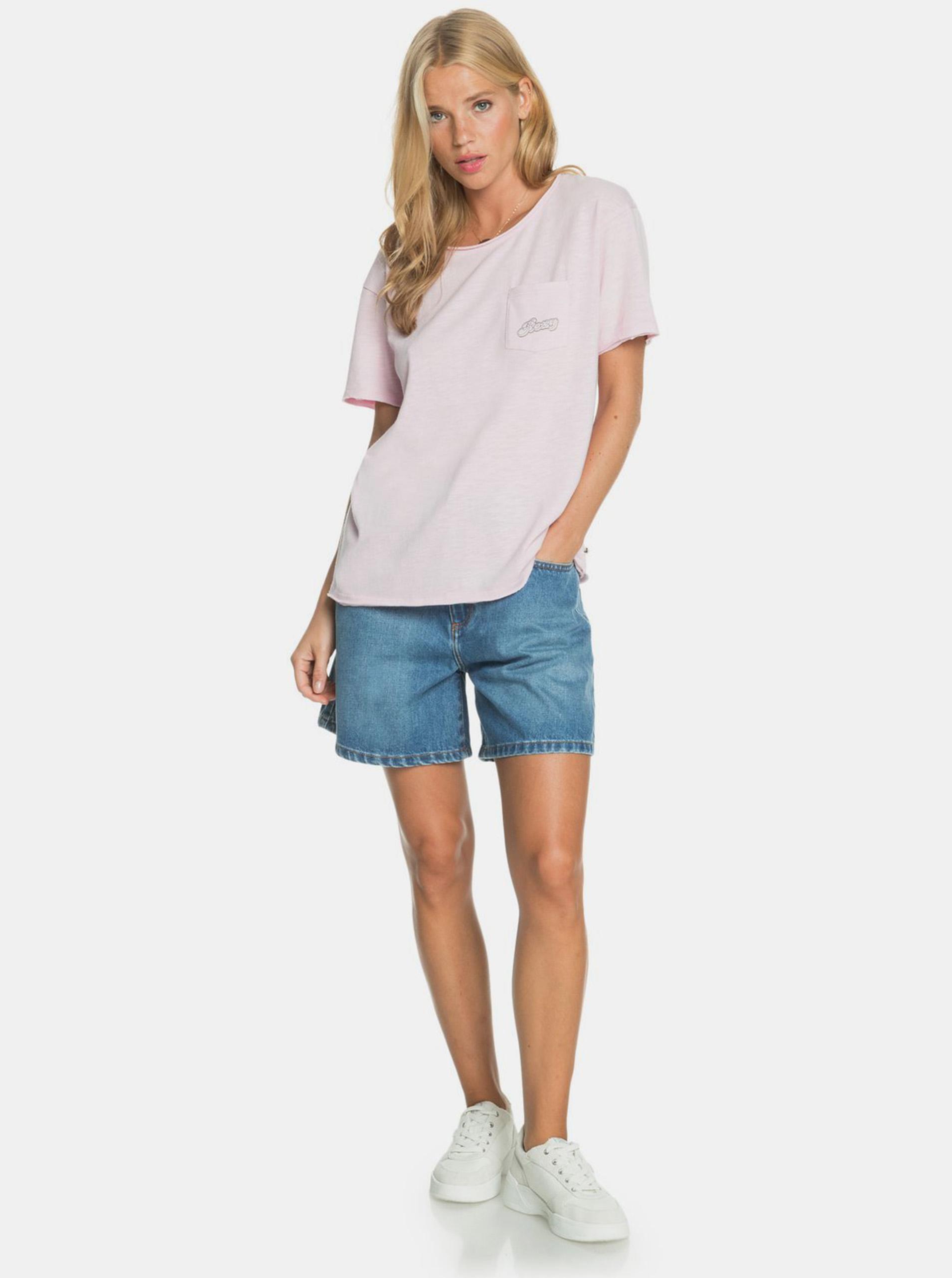 Roxy puder majica s potiskom