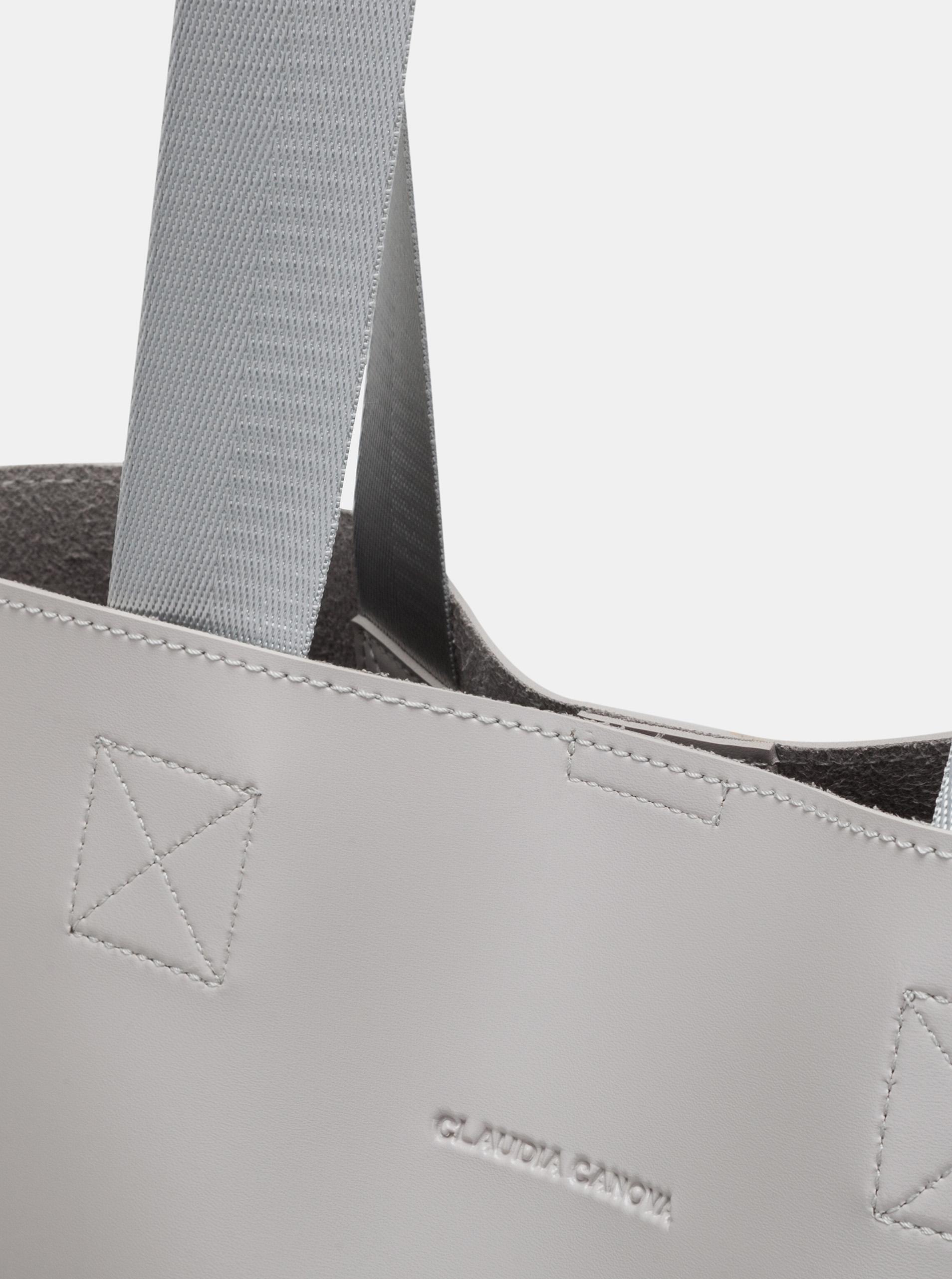 Claudia Canova siva torbica