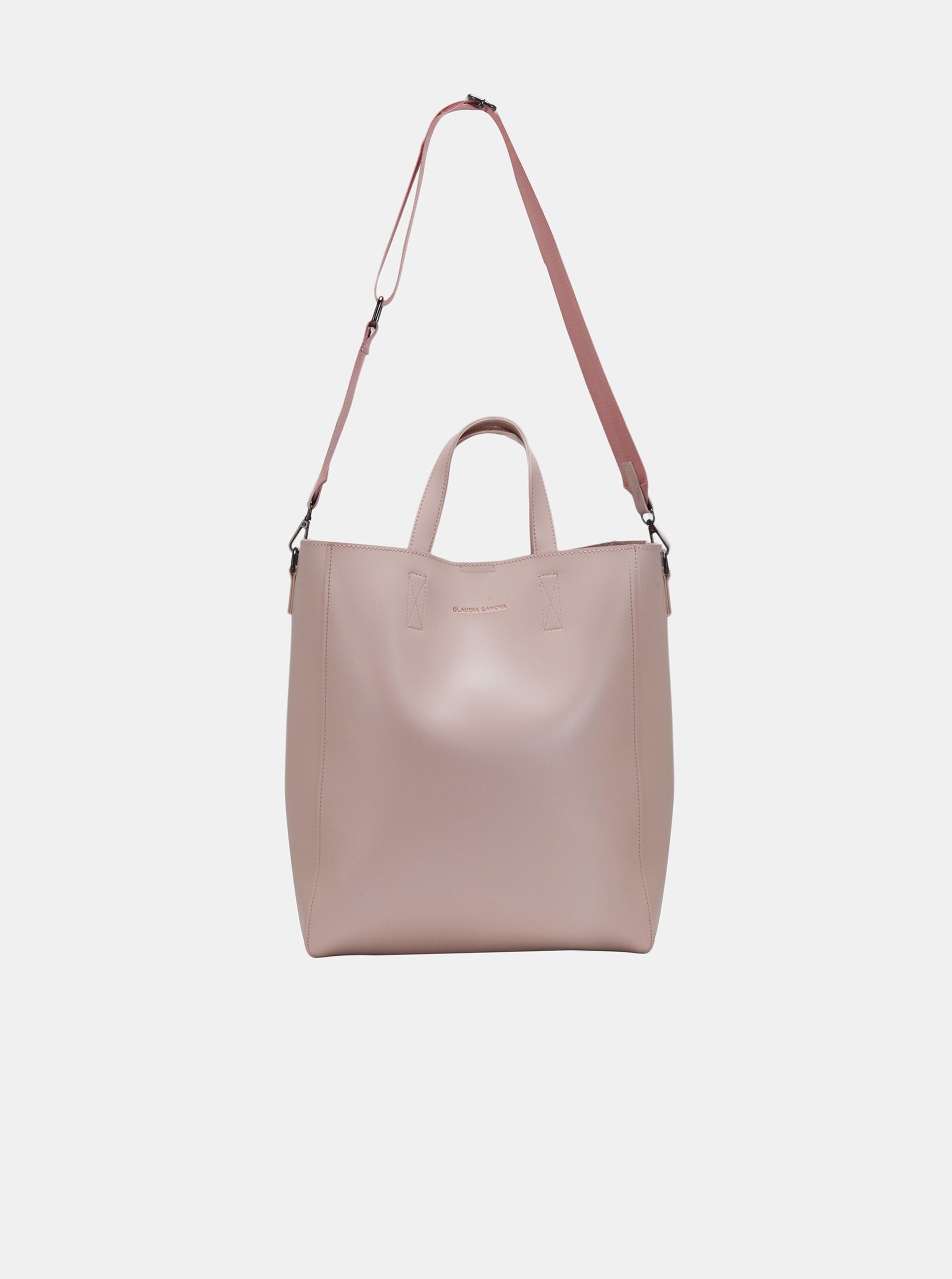 Claudia Canova roza velika torbica