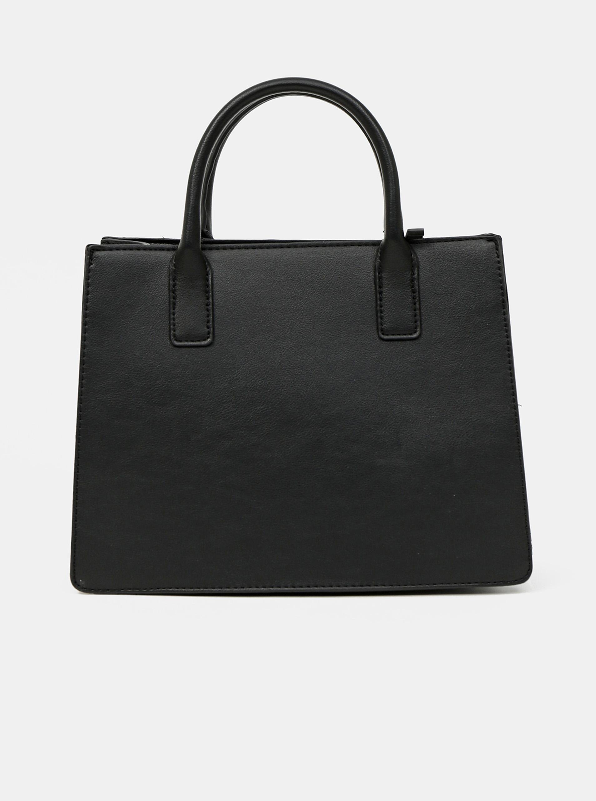 ALDO črna torbica Galoassi