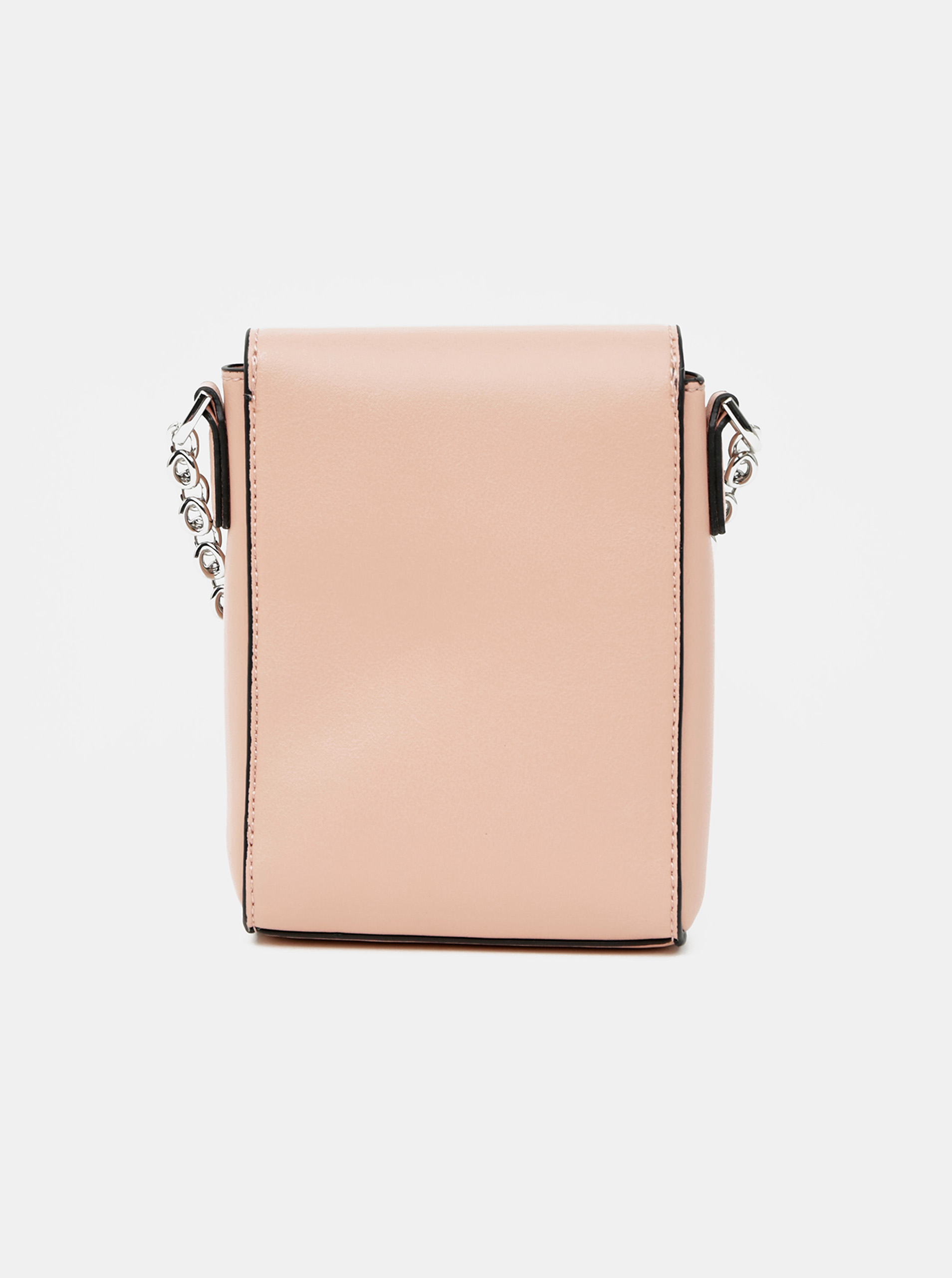 Calvin Klein roza crossbody mala torbica