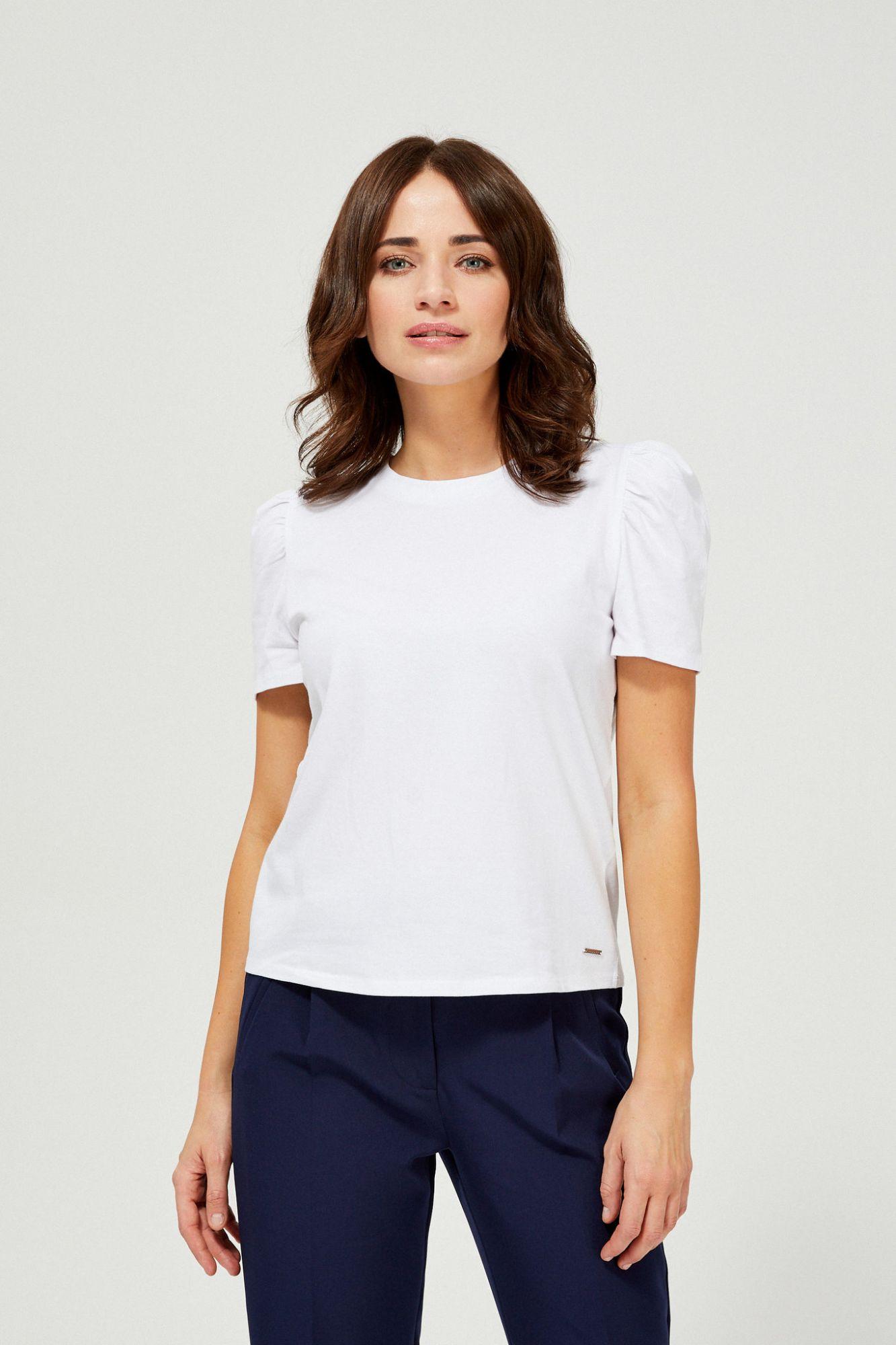 Moodo bela majica