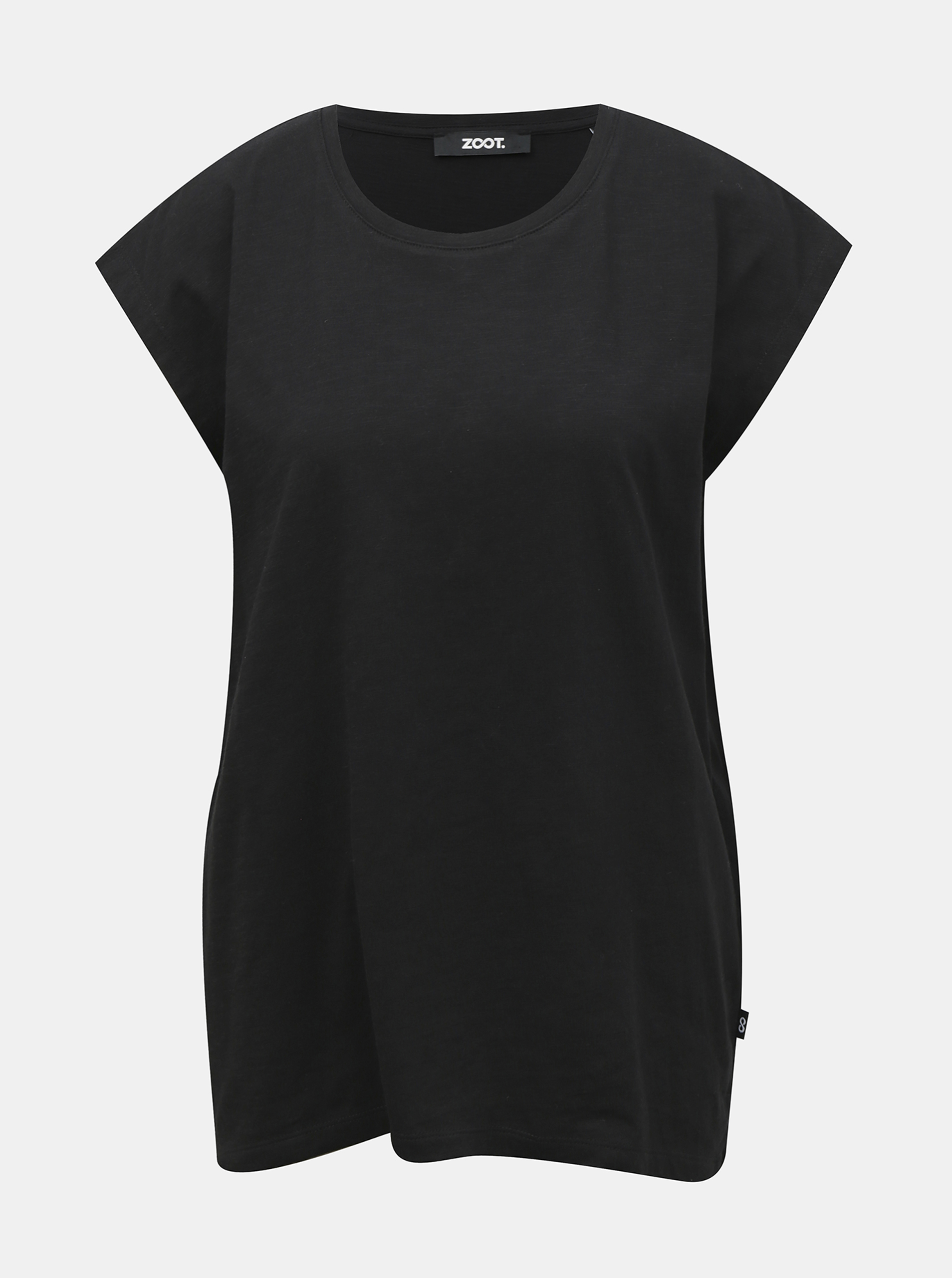 ZOOT črna majica June