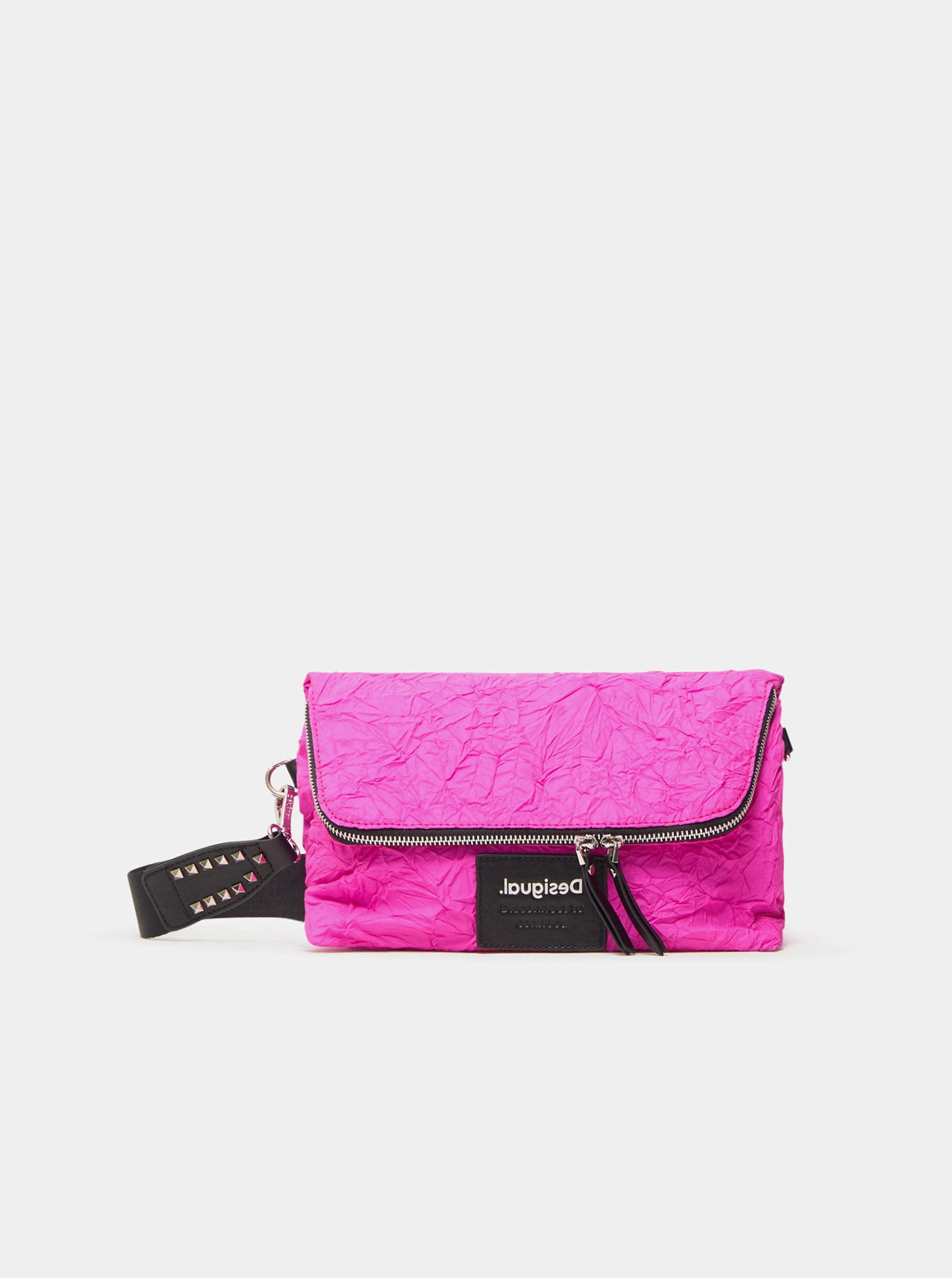 Desigual roza crossbody torbica Crush Venecia