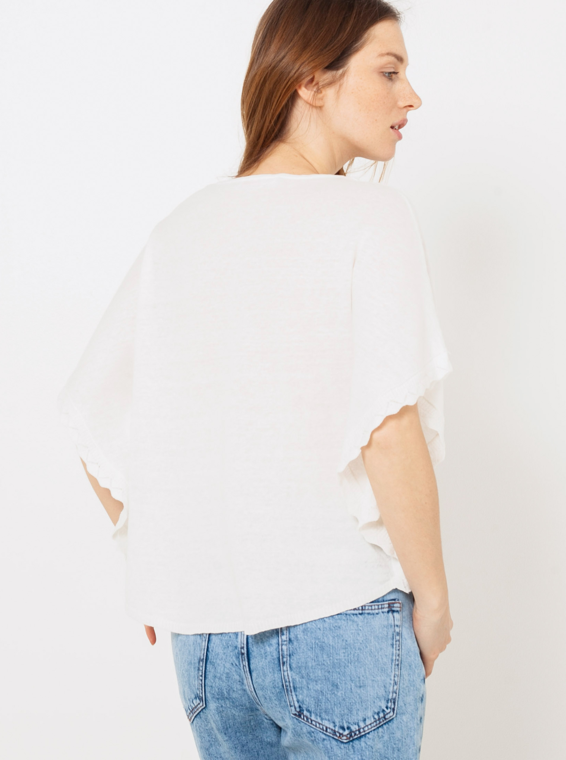 CAMAIEU bela majica