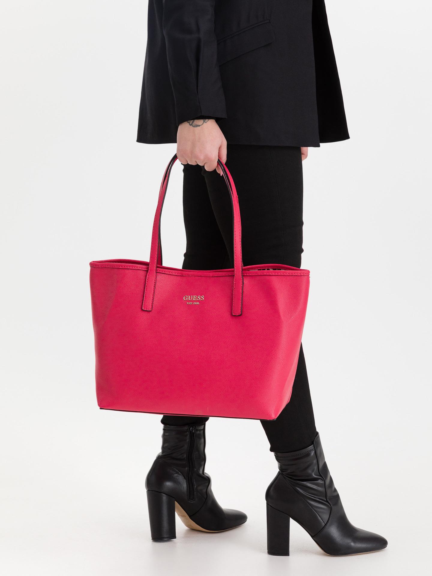 Guess roza torbica Vikky