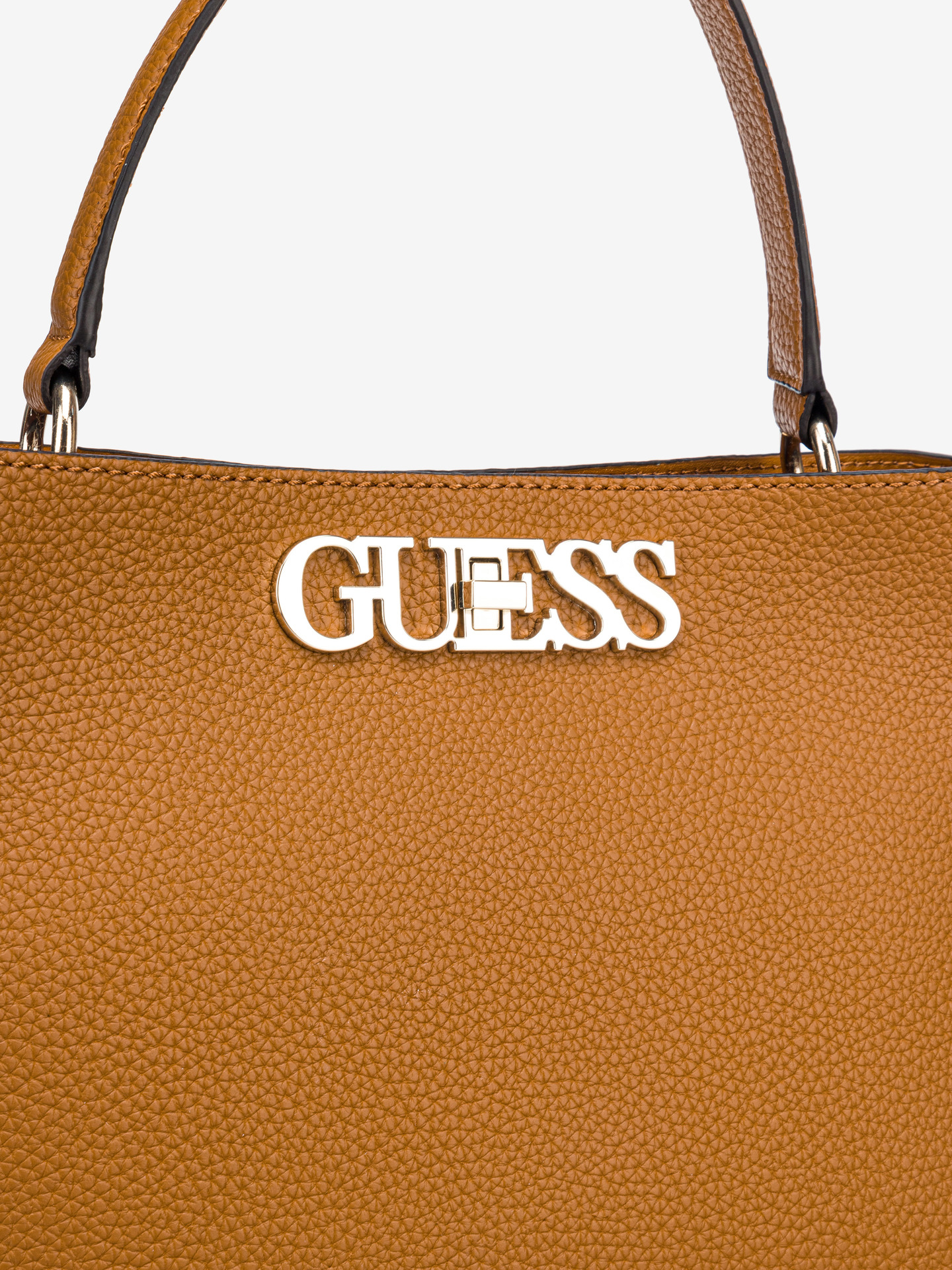 Guess rjava torbica Uptown Chic Large