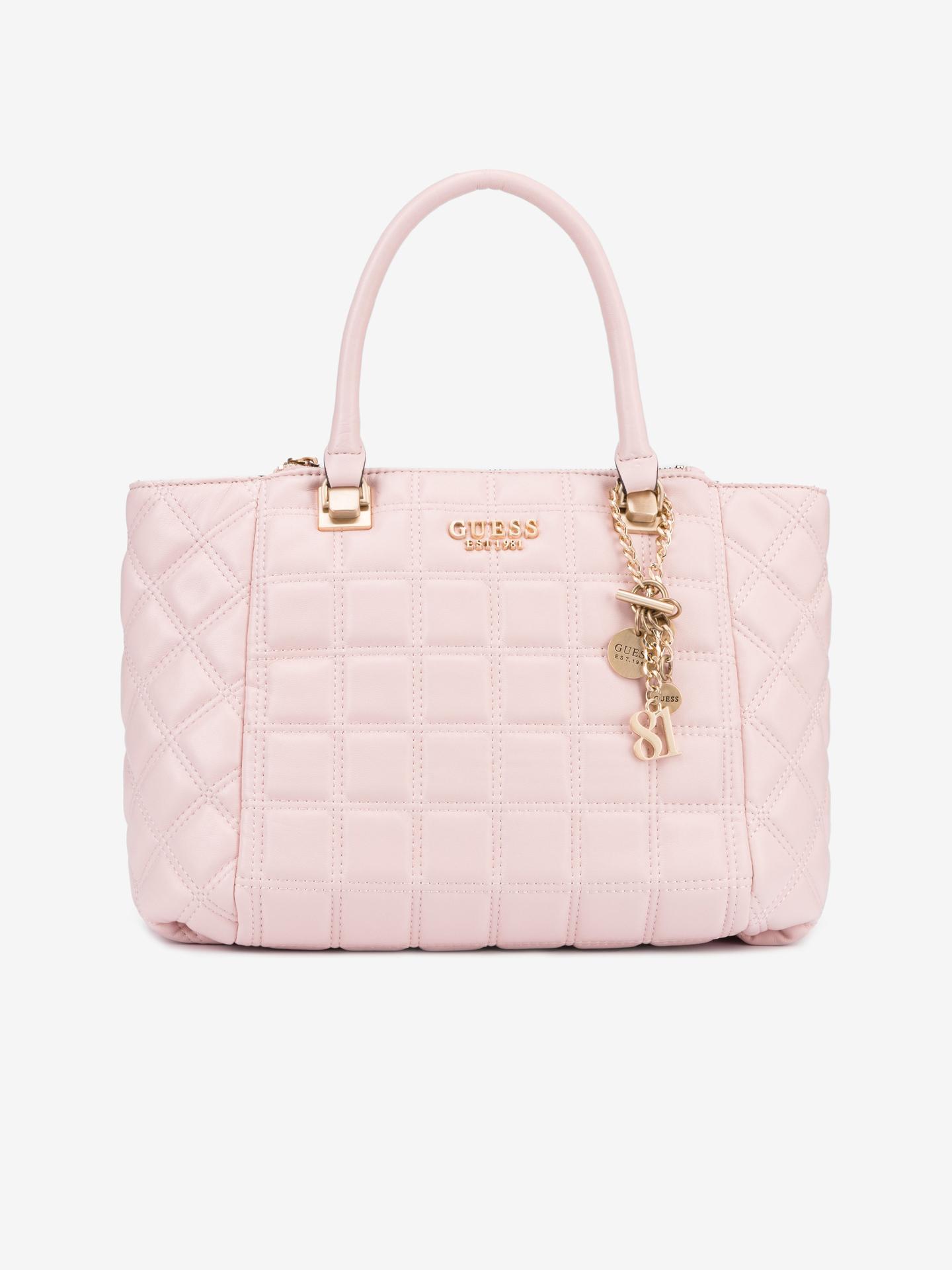 Guess roza torbica Kamina Status