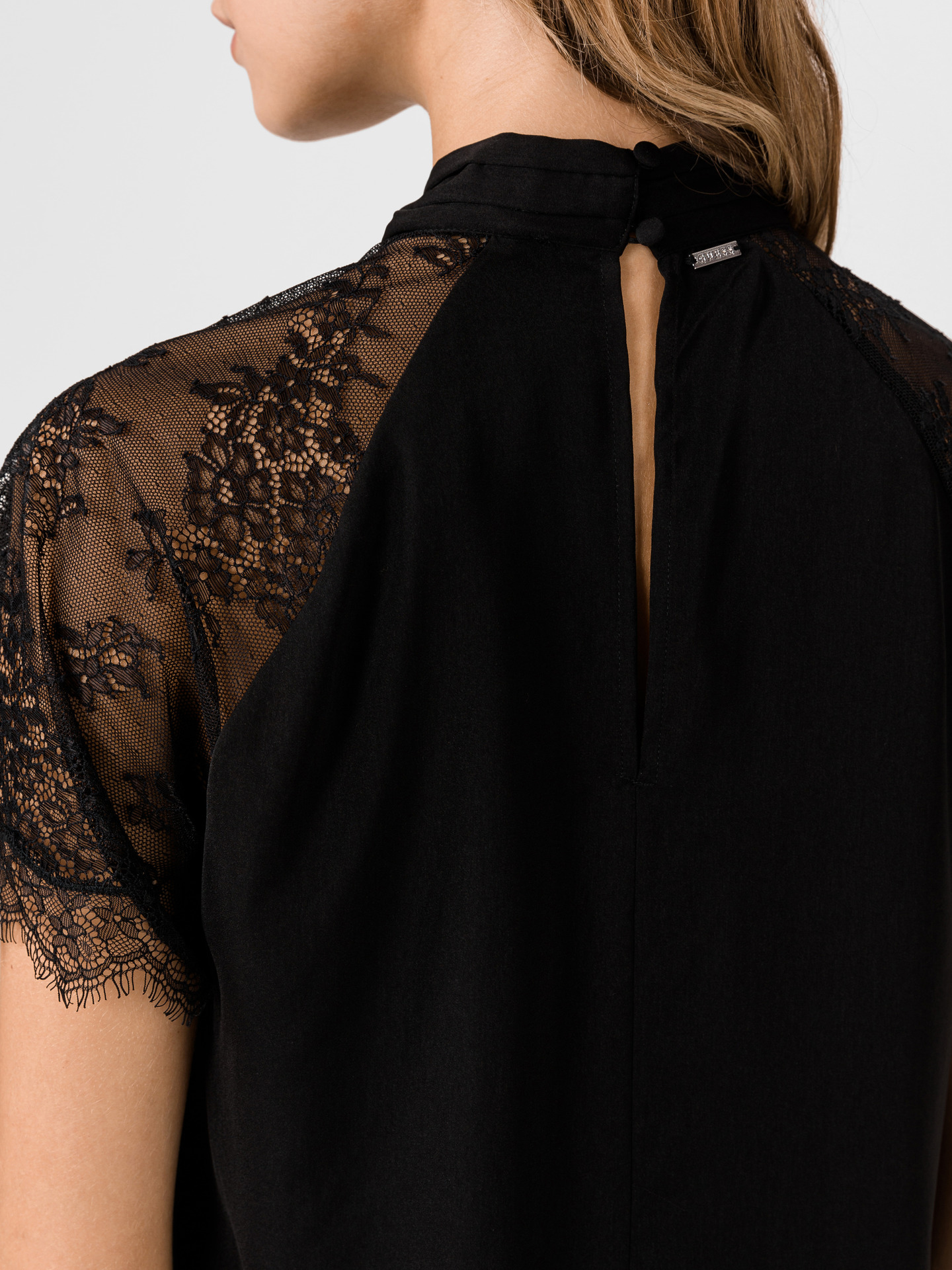 Guess črna bluza Gerda