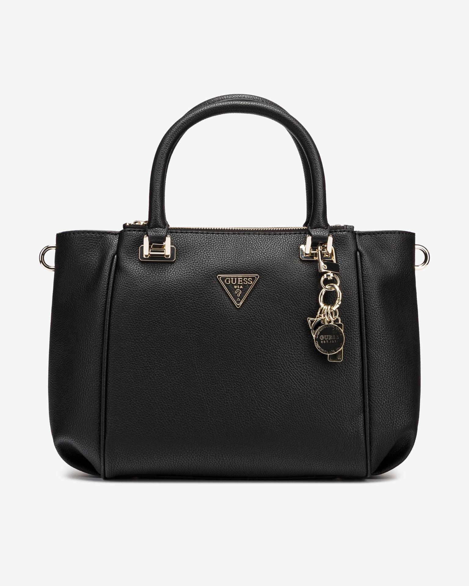 Guess črna torbica Destiny Status