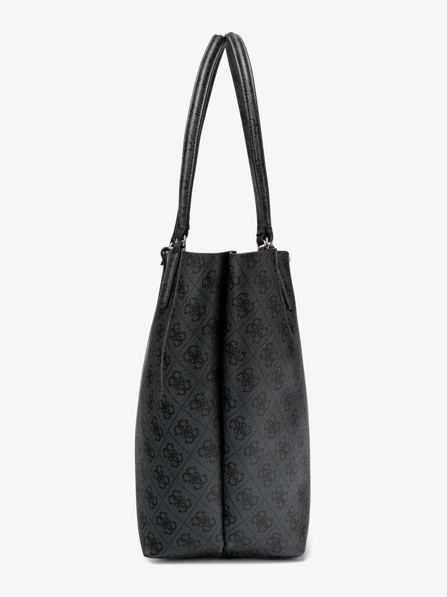 Guess črna torbica Alby