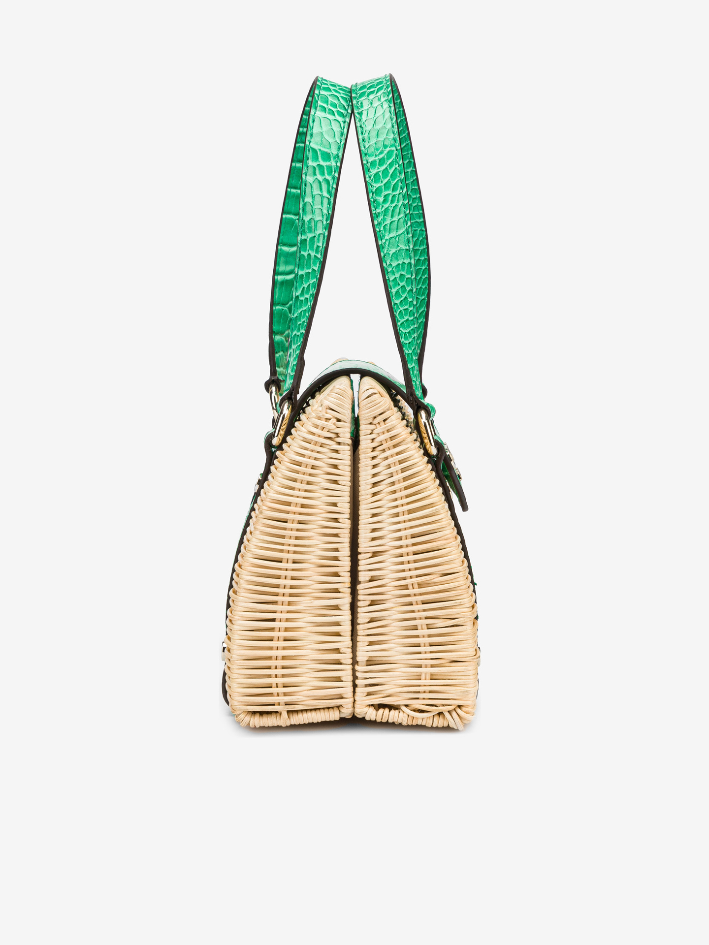 Guess zelena torbica Paloma
