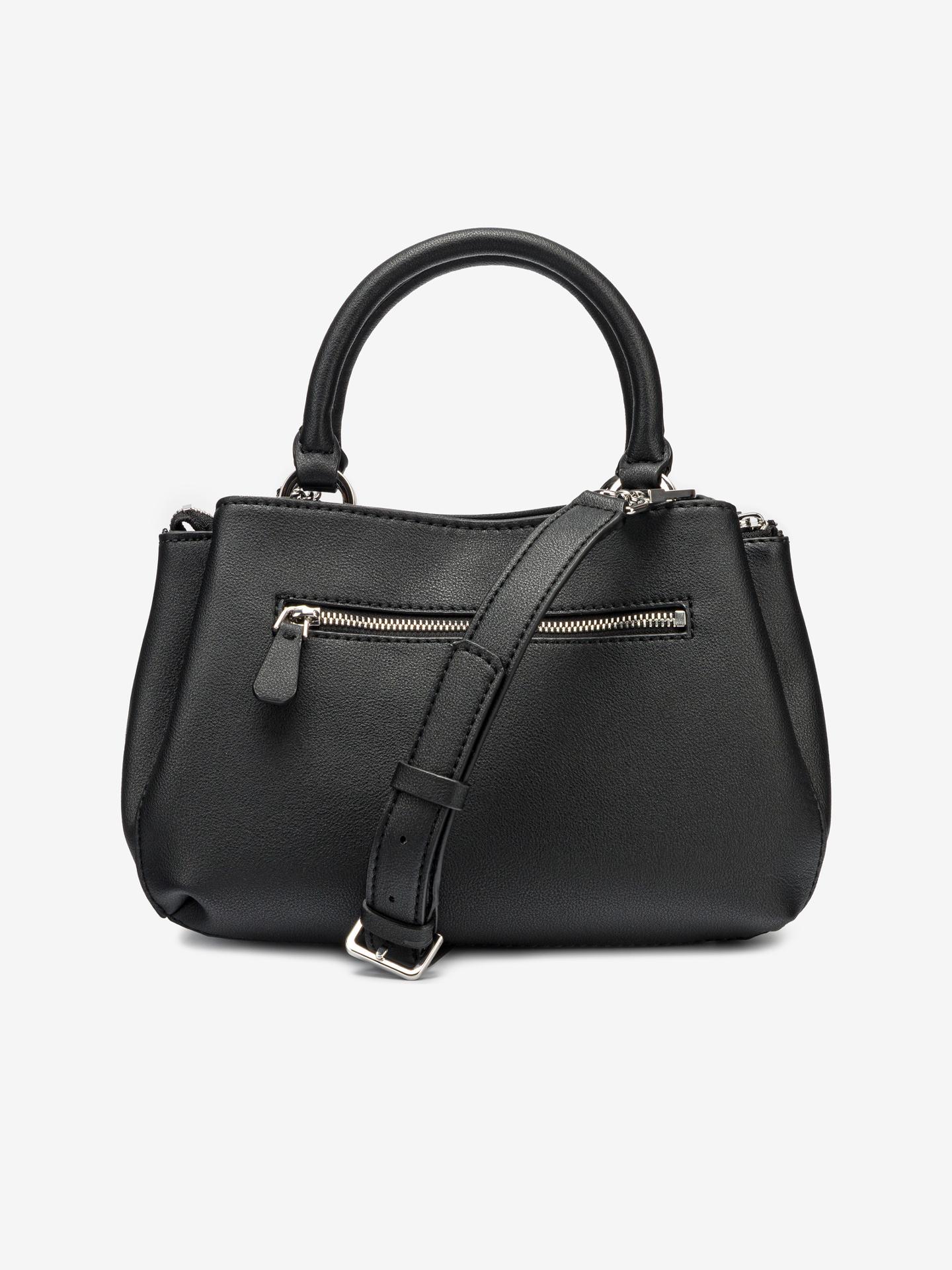 Guess črna torbica Ambrose Small