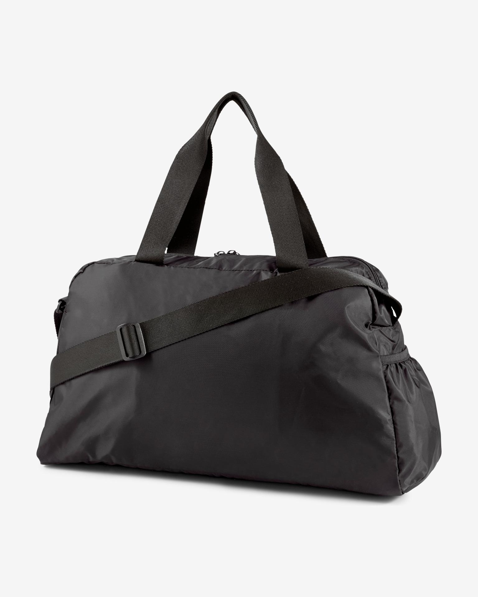 Puma črna torba At Ess Grip