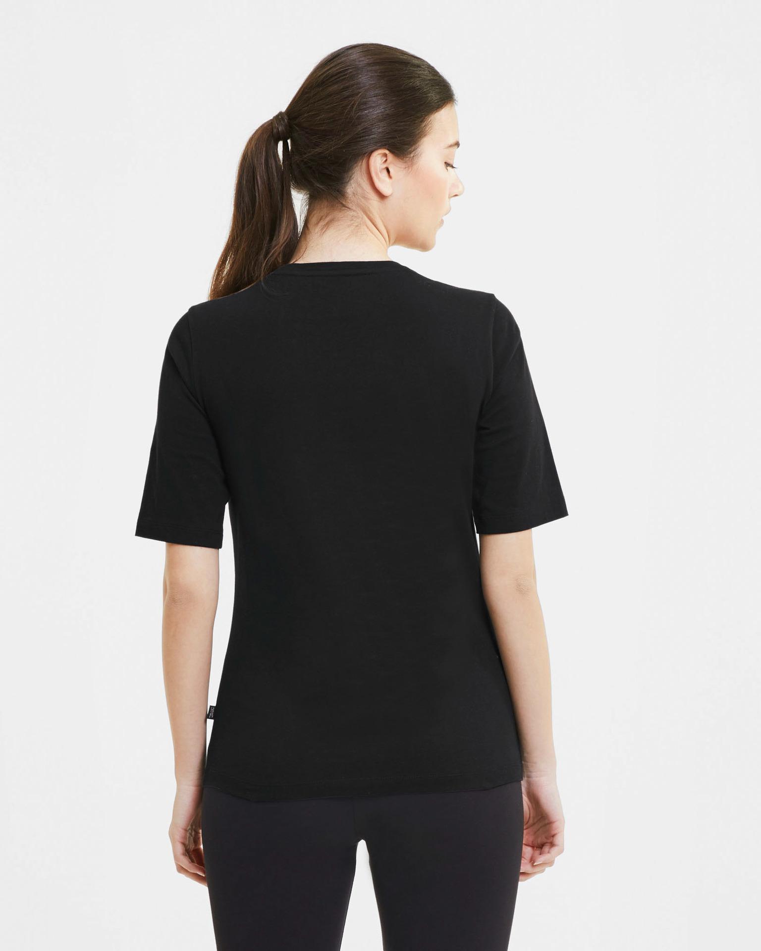 Puma Ženske majice črna  Basics