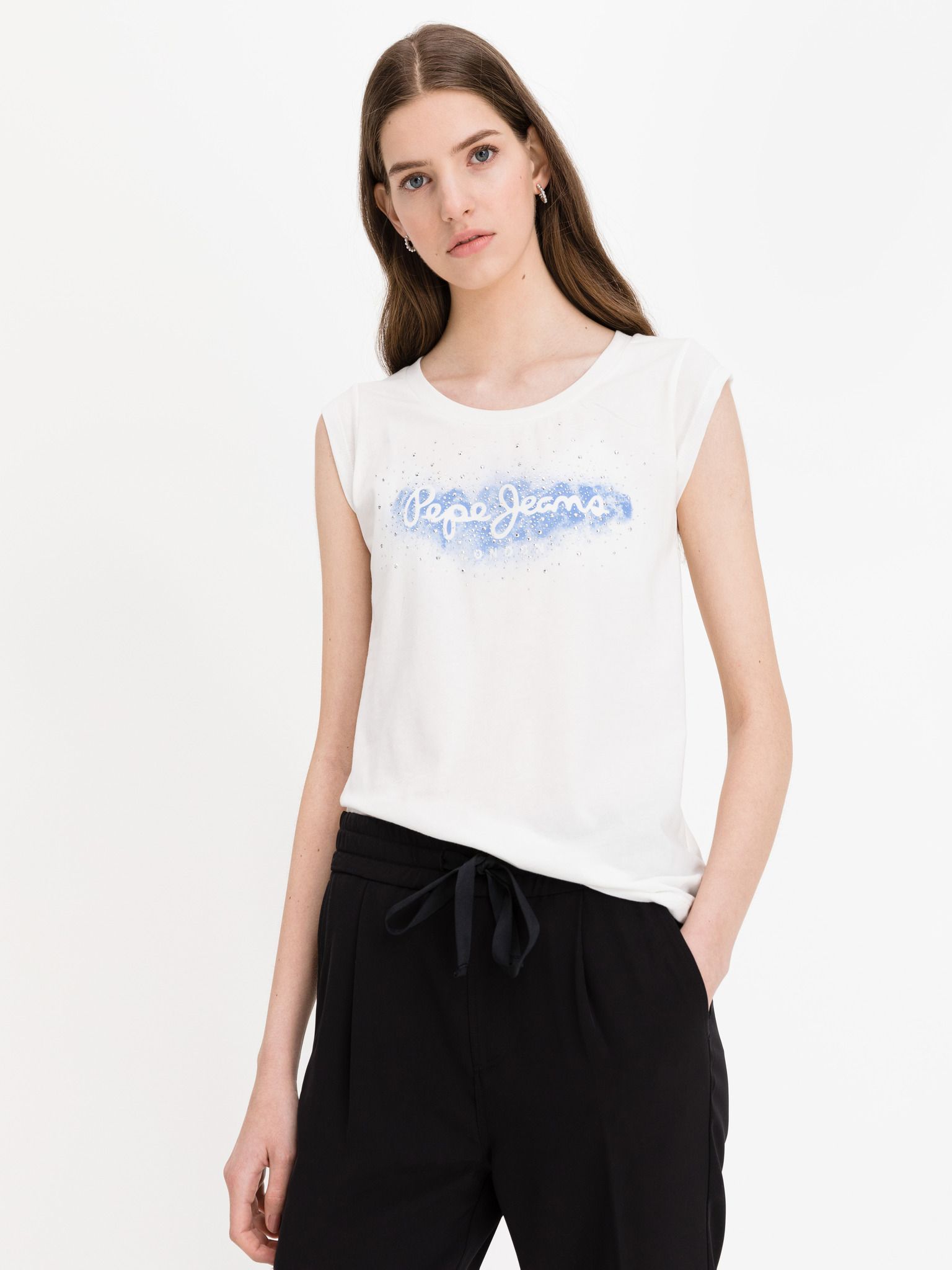 Pepe Jeans majica Camila Bela