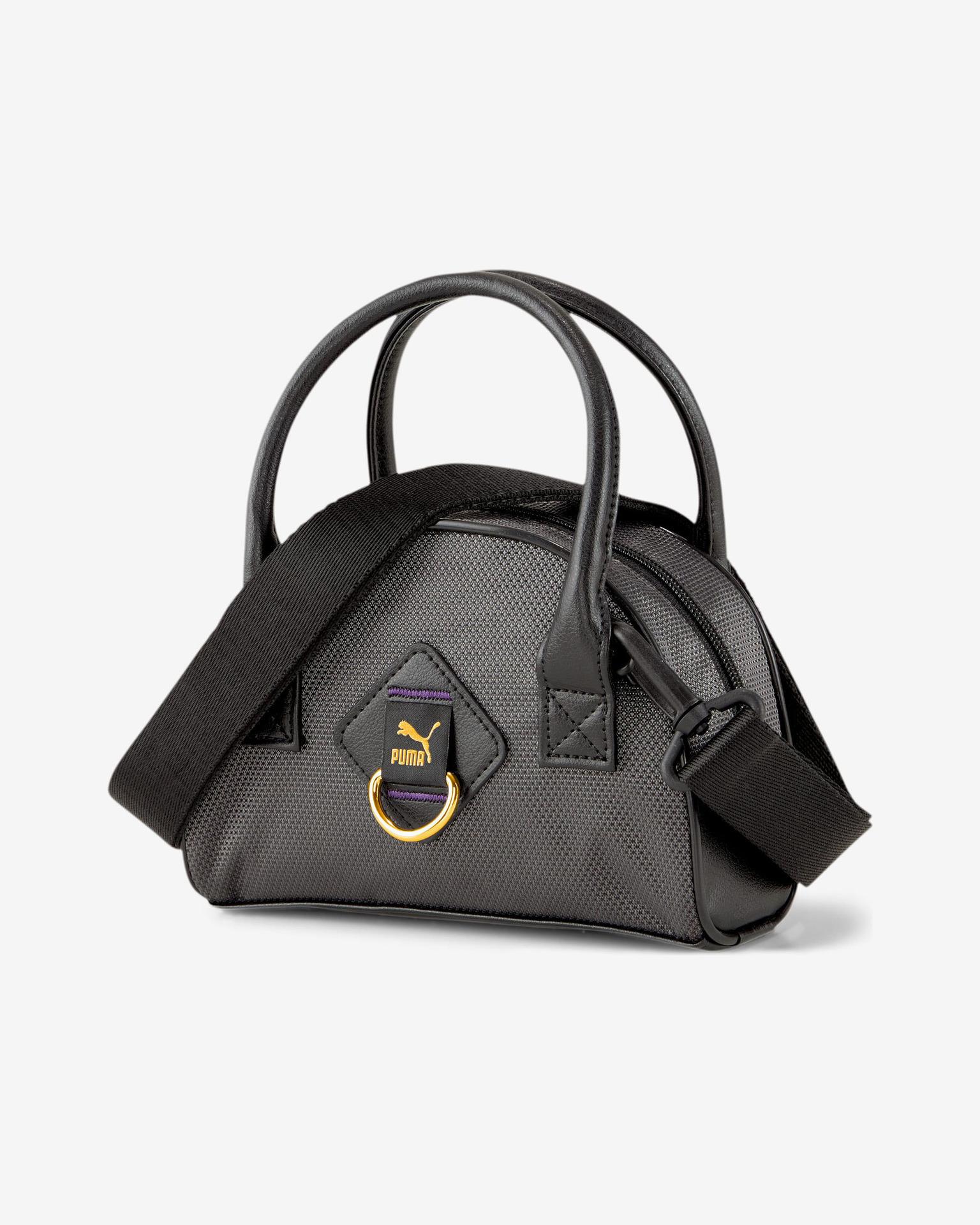 Puma črna torbica Prime Time Mini