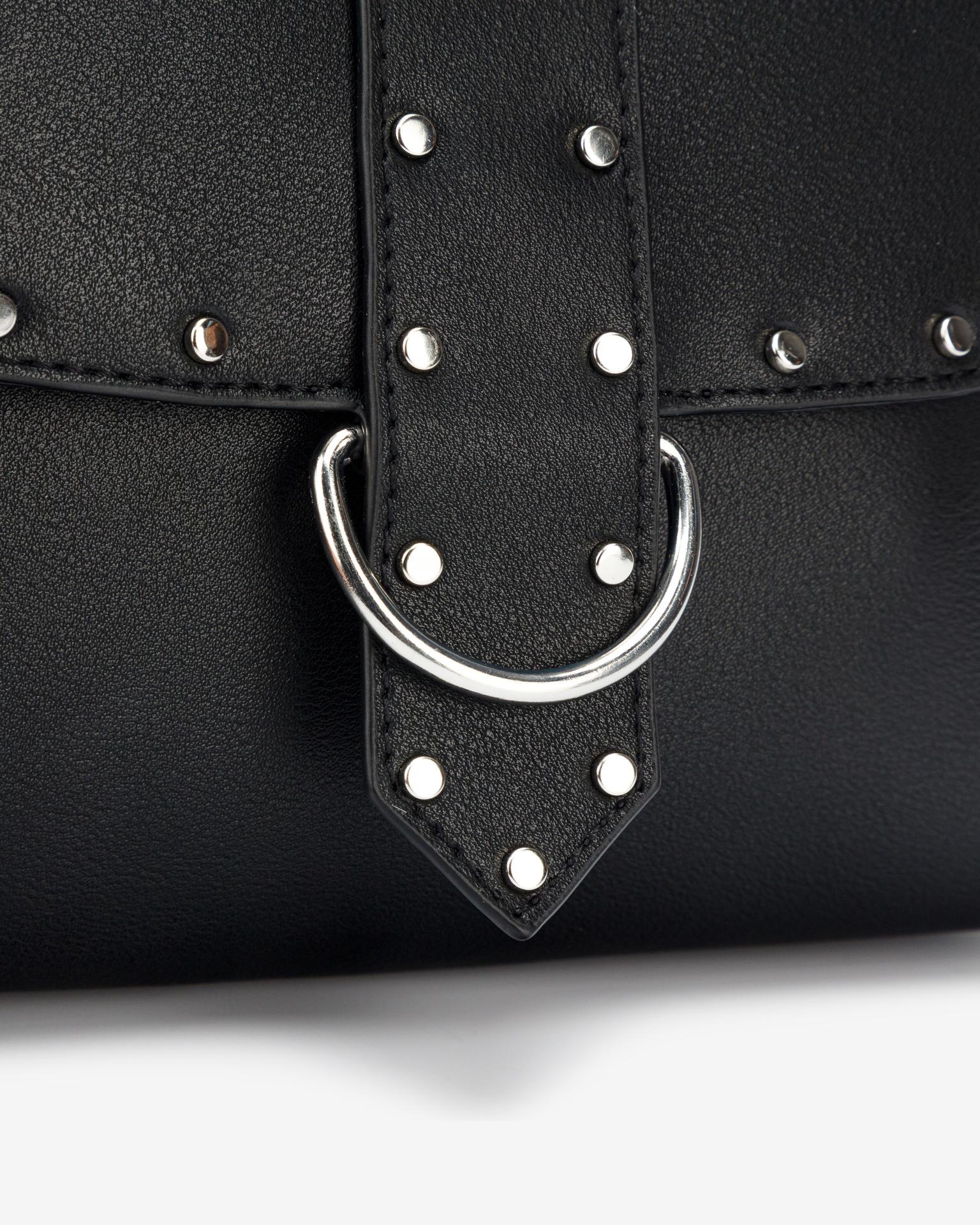 Pepe Jeans torbica Monic črna