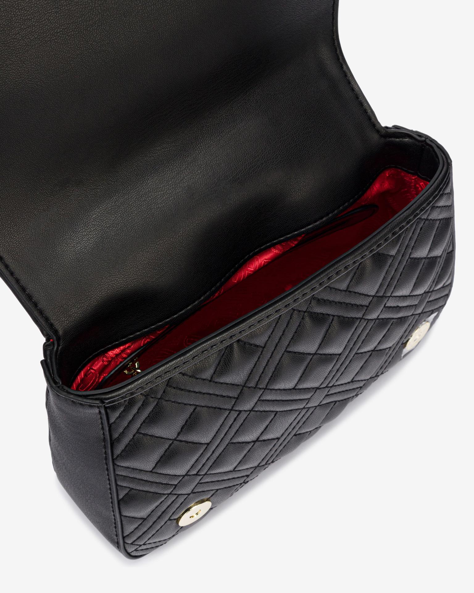 Love Moschino črna torbica