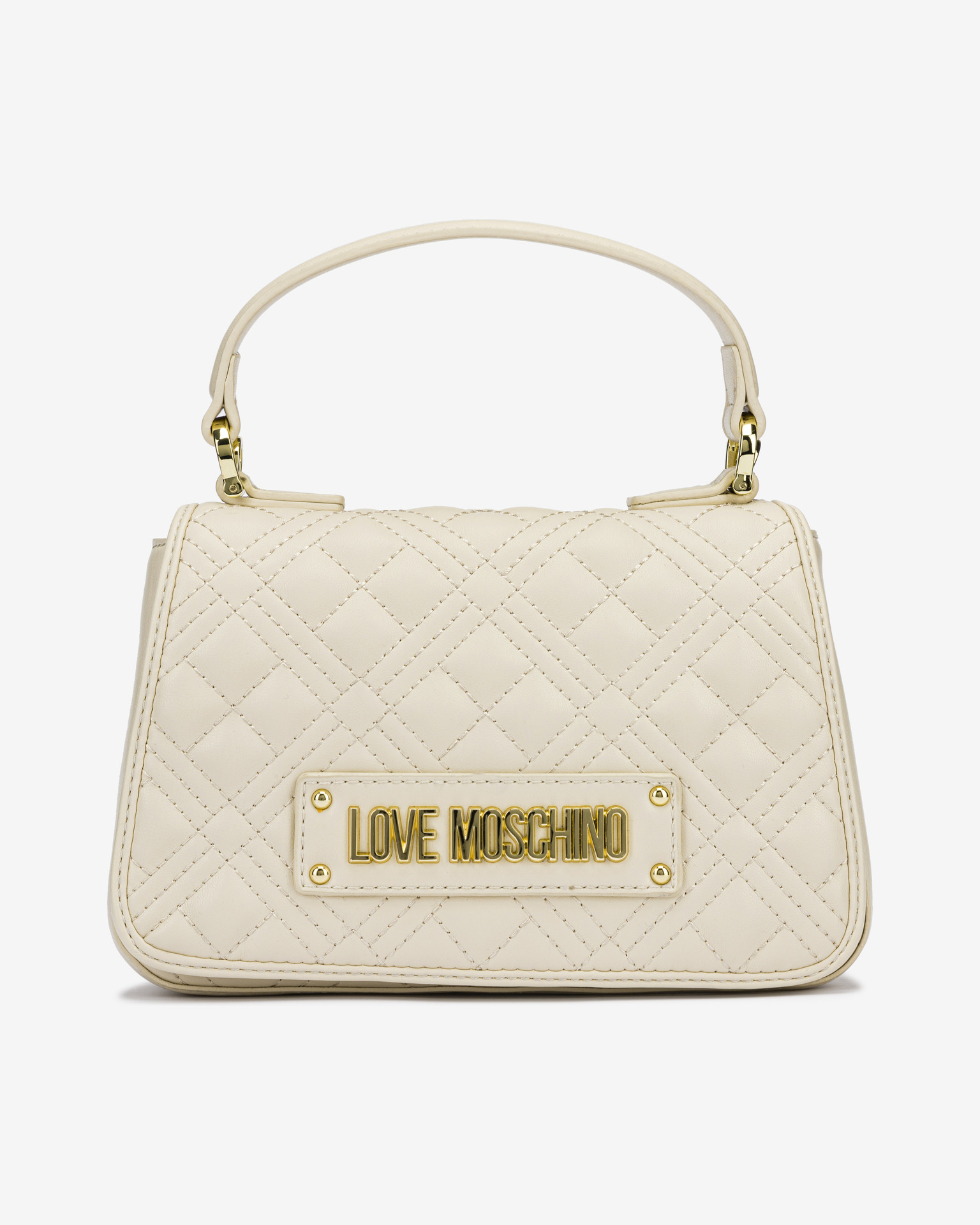 Love Moschino bež torbica