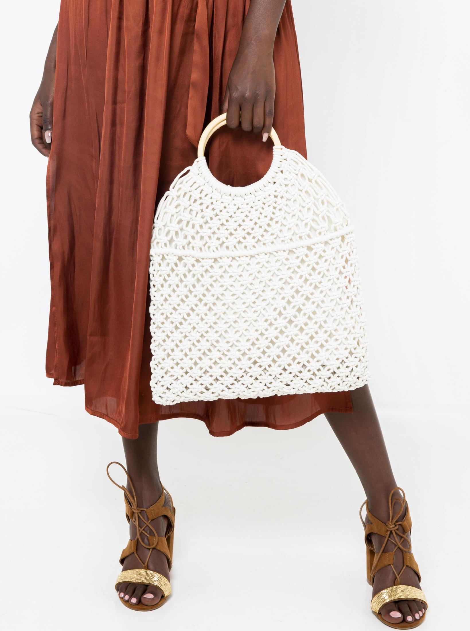 CAMAIEU Ženske torbice bela
