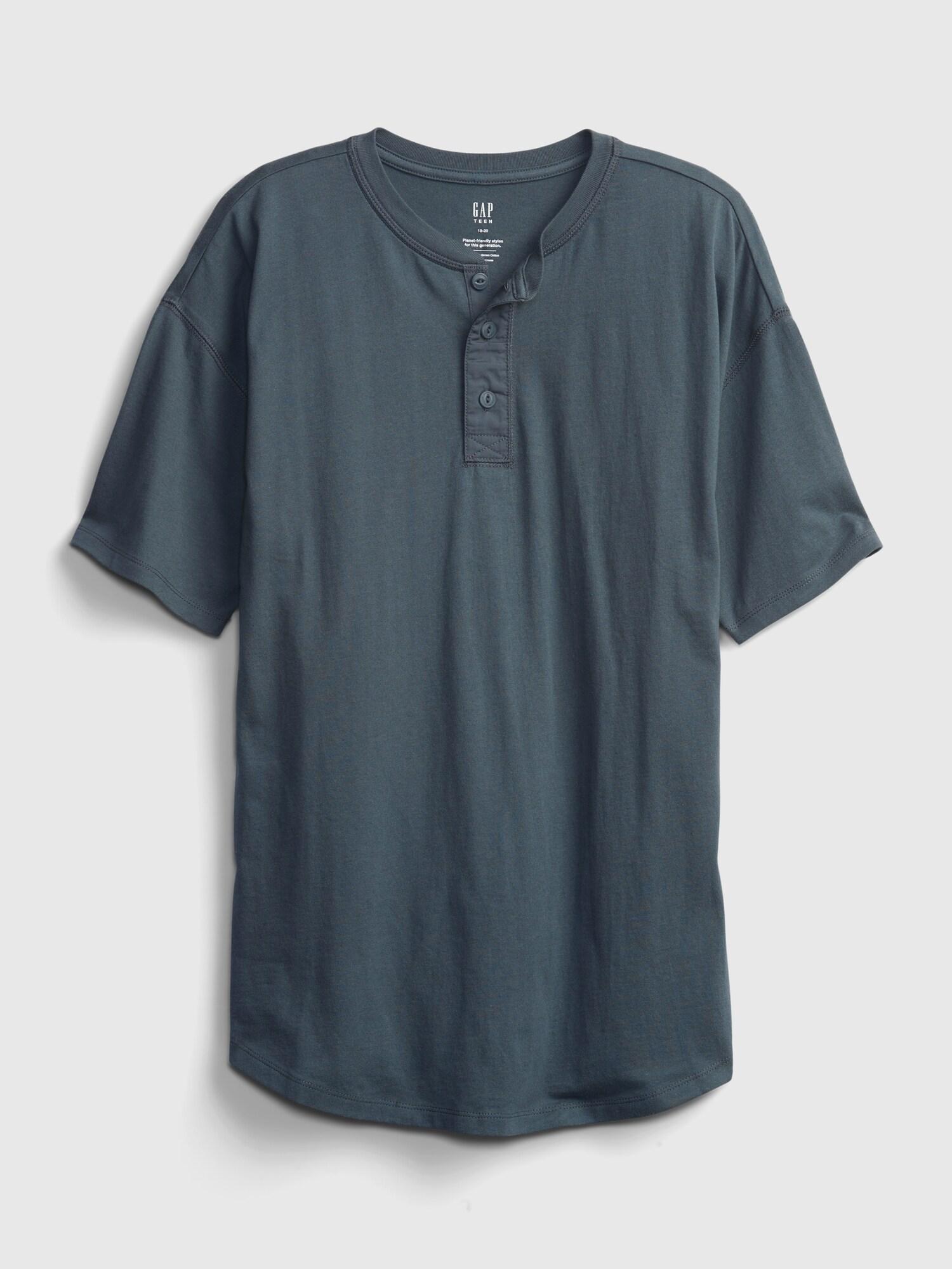 GAP Majice za dečke modra