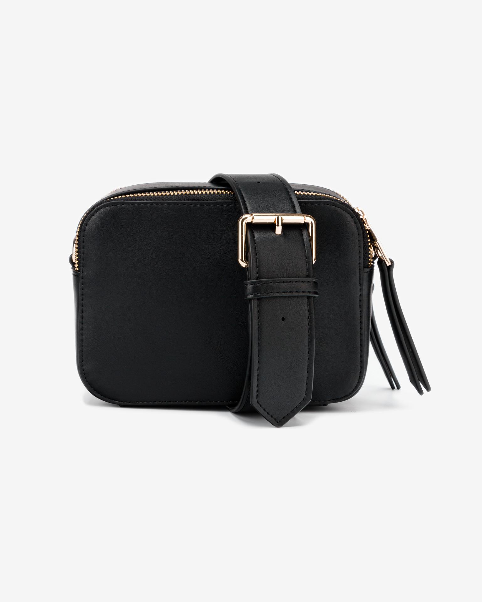 Versace Jeans Couture črna crossbody torba