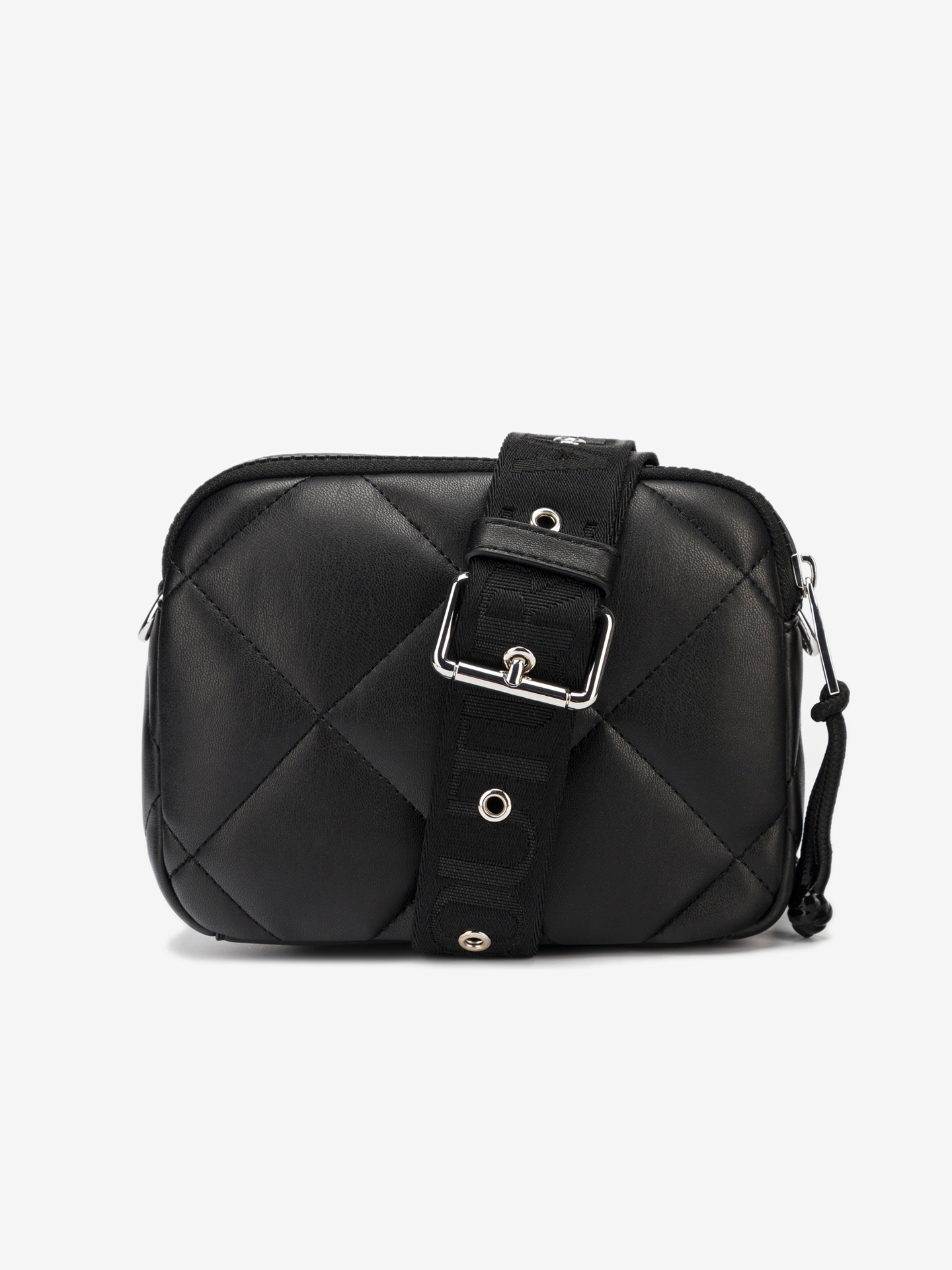 Versace Jeans Couture črna crossbody torbica