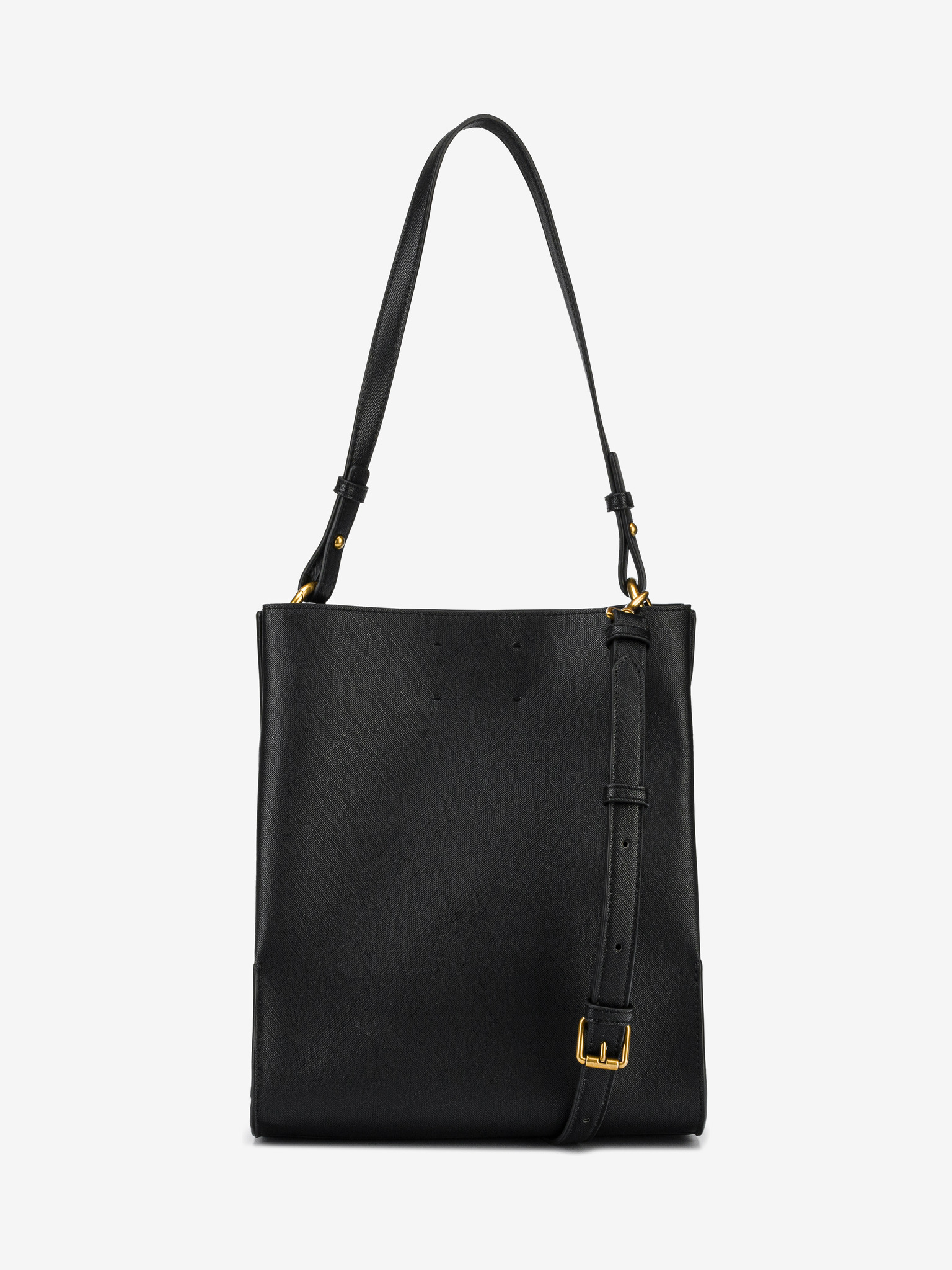Versace Jeans Couture črna torbica