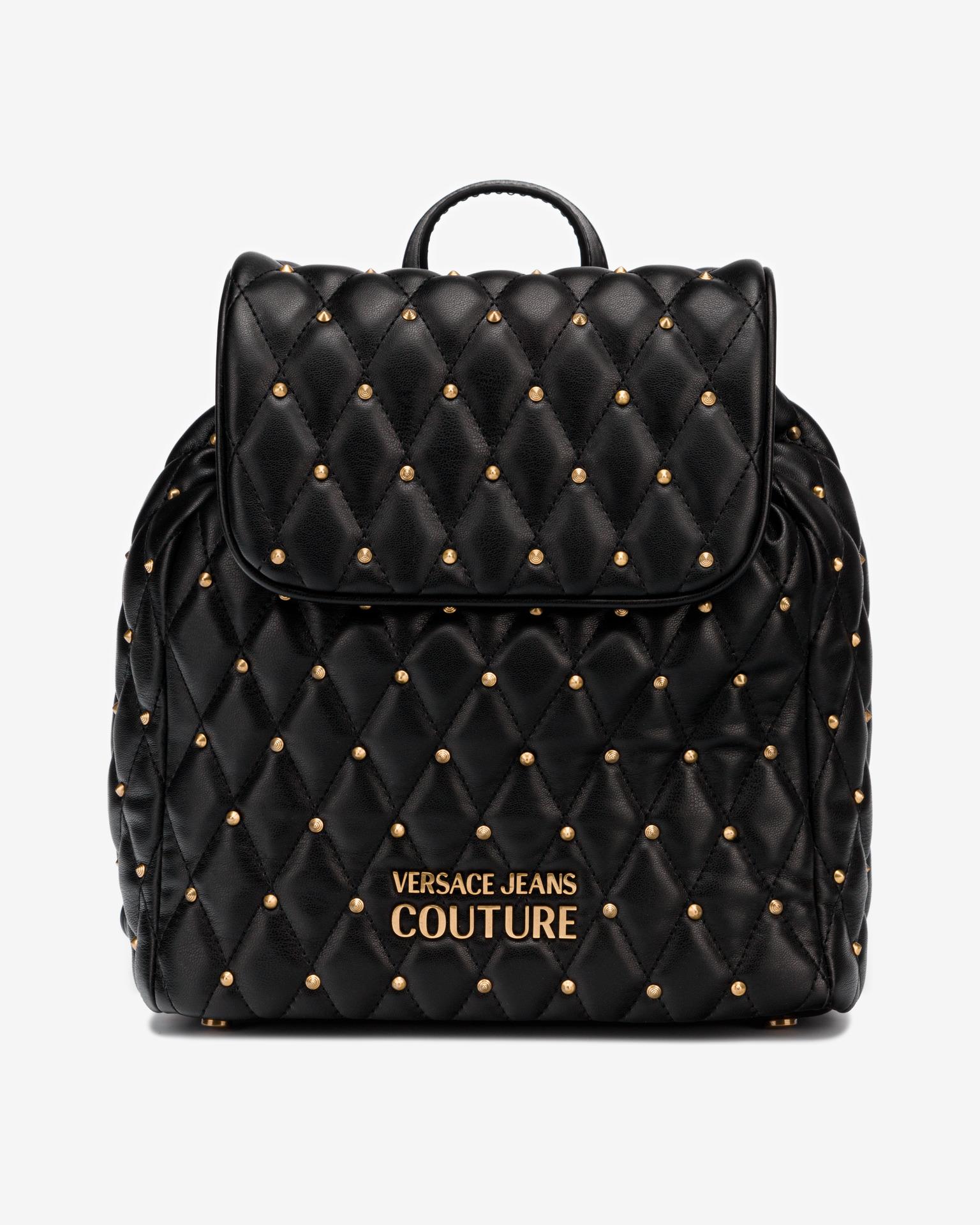 Versace Jeans Couture črna nahrbtnik