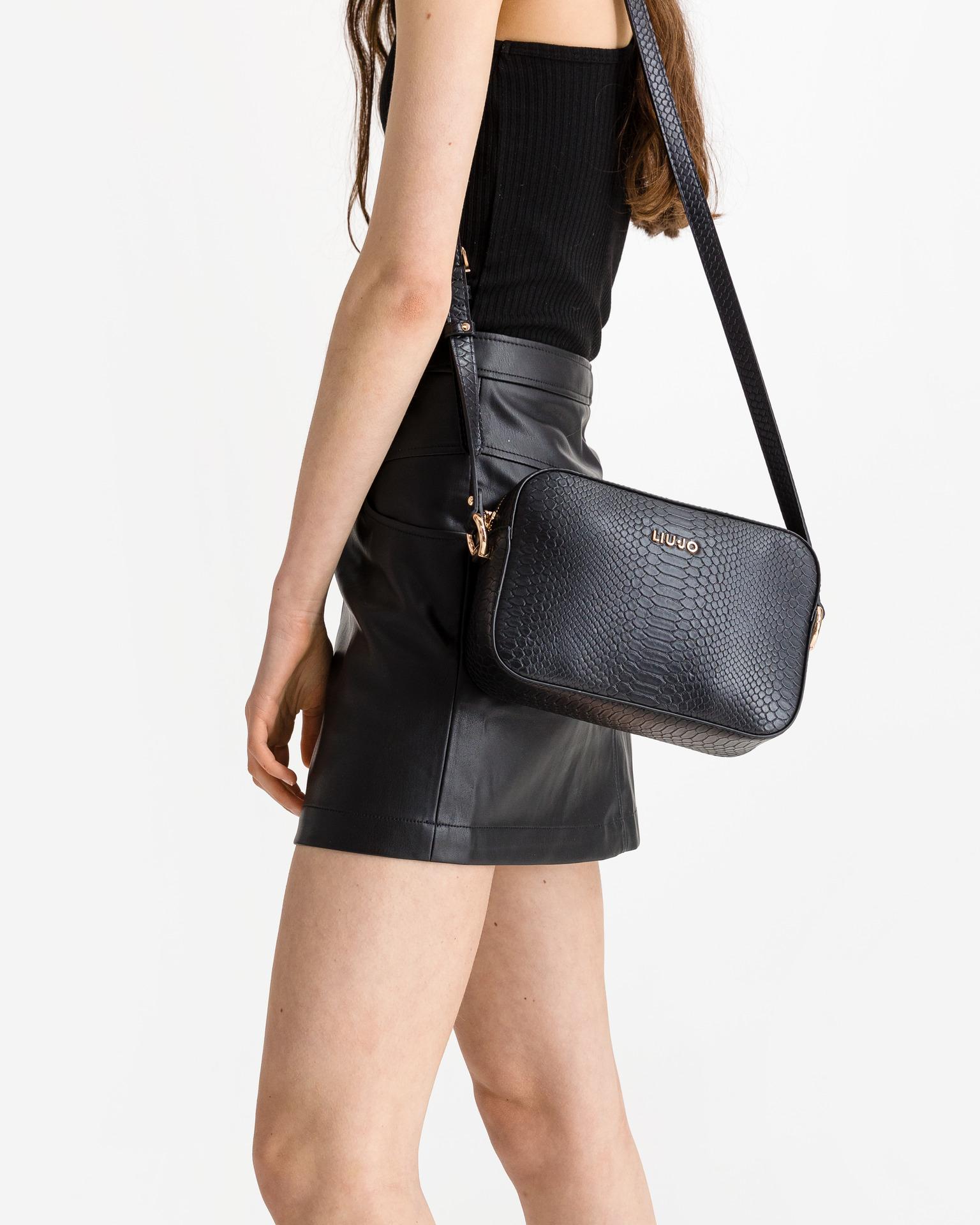 Liu Jo črna crossbody torba