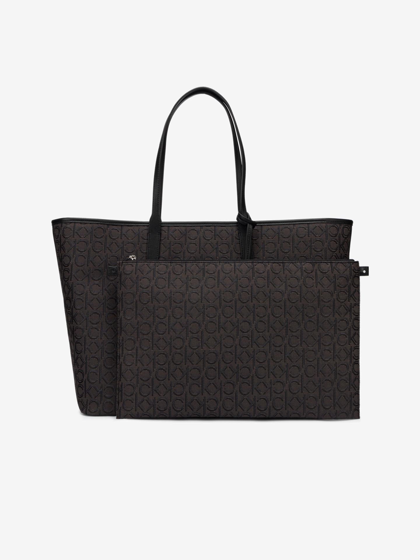 Calvin Klein torbica Jacquard Shopper