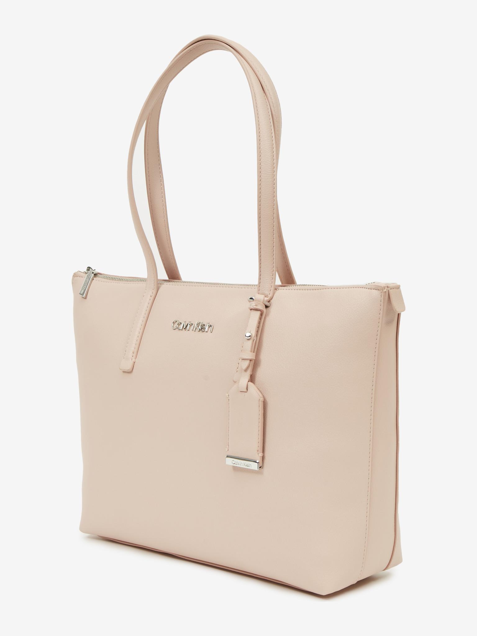Calvin Klein bež torbica