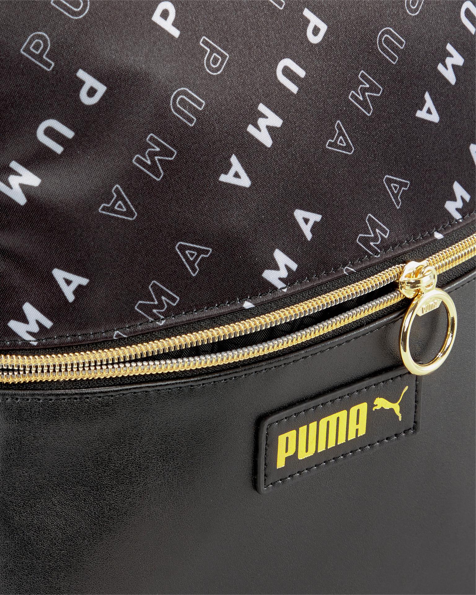 Puma Prime Classics Nahrbtnik Črna