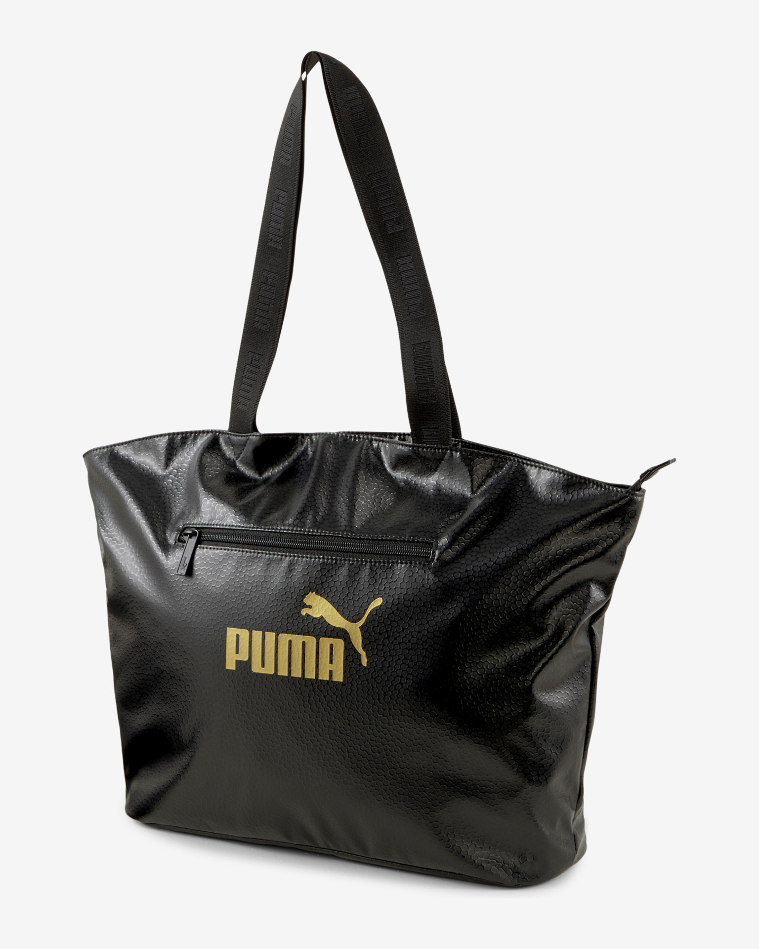 Puma Core Up Large OS Shopper torba Črna
