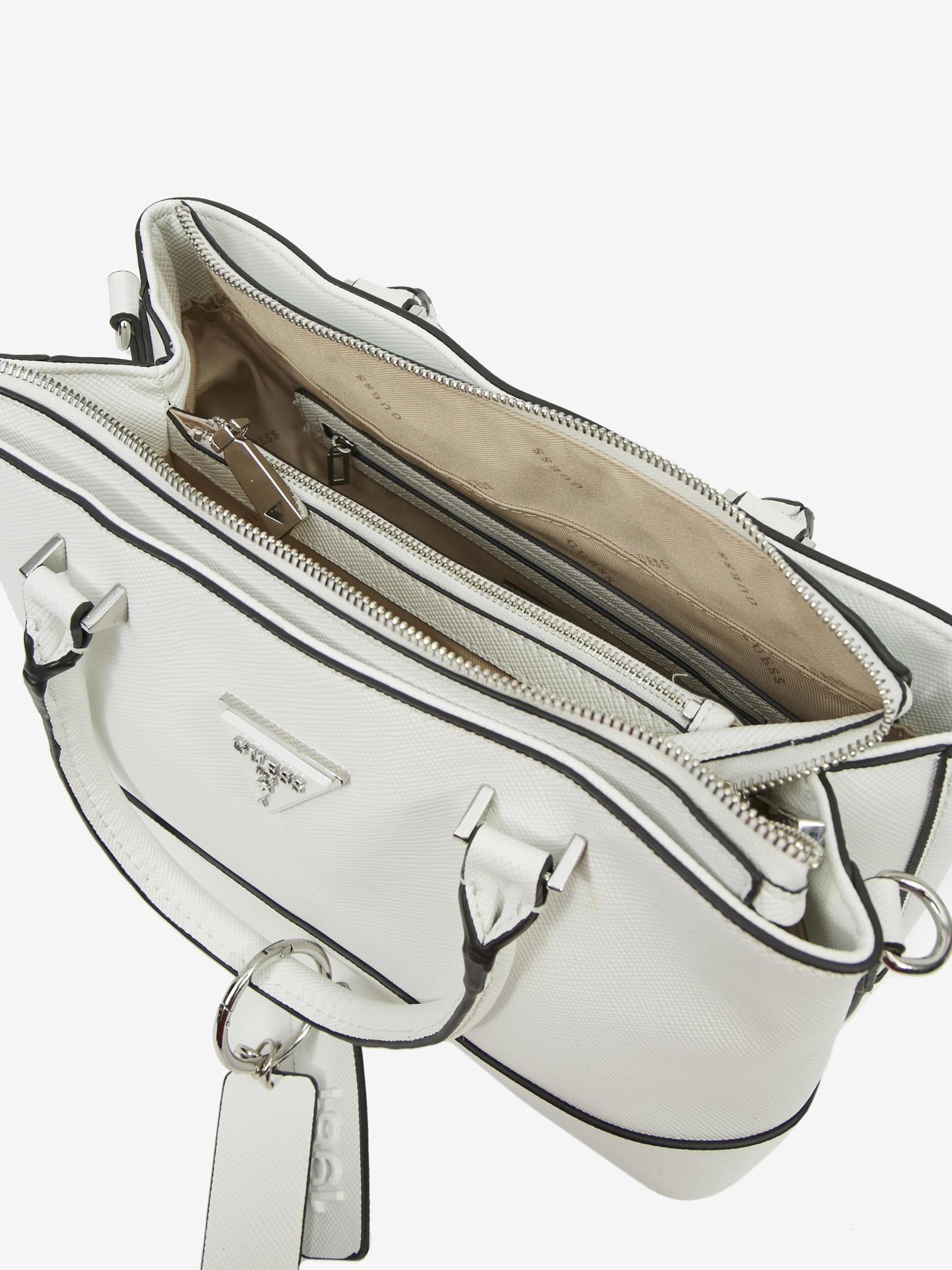 Guess bela torbica Cordelia Luxury