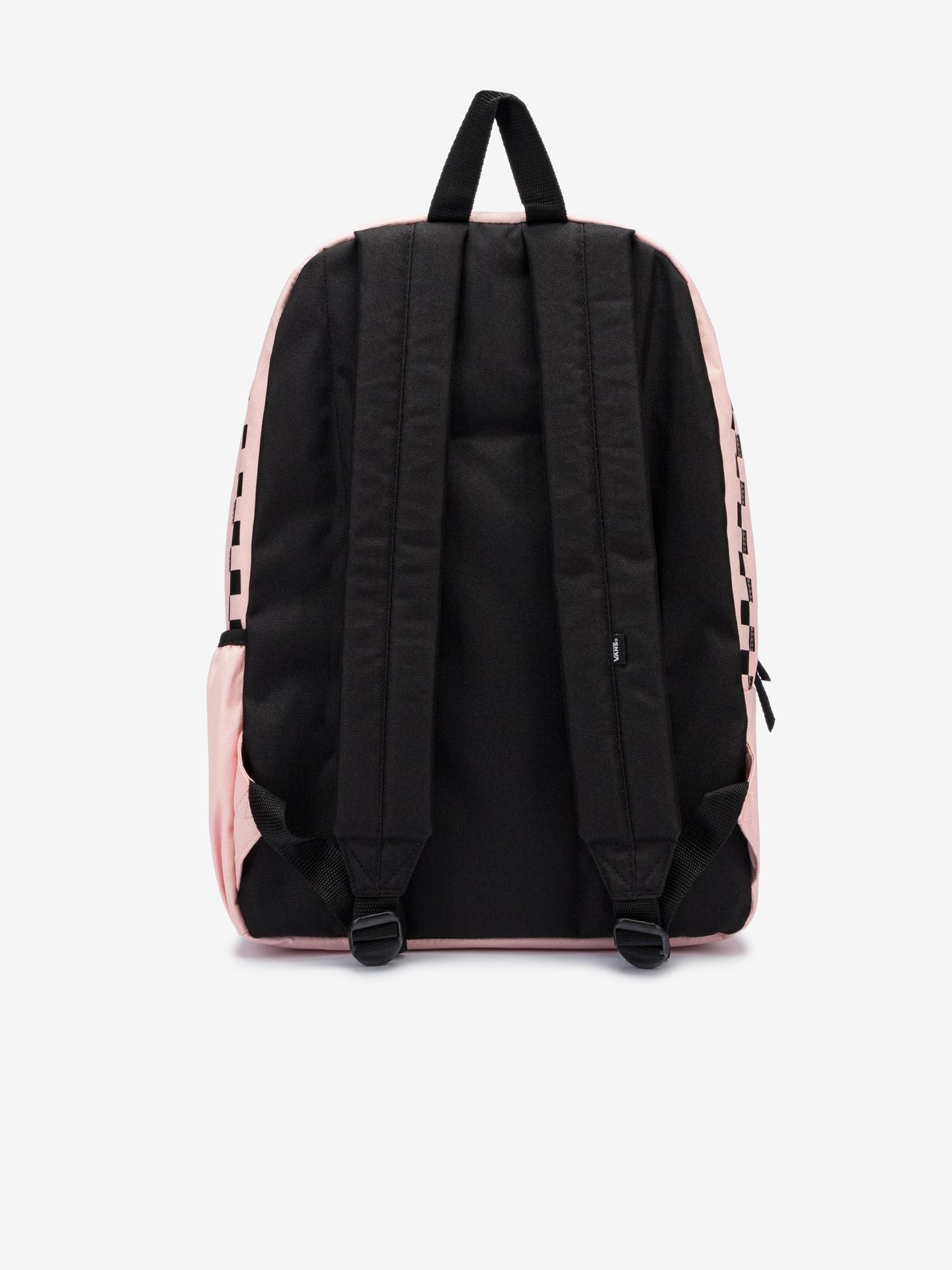Vans roza nahrbtnik Street Sport Real