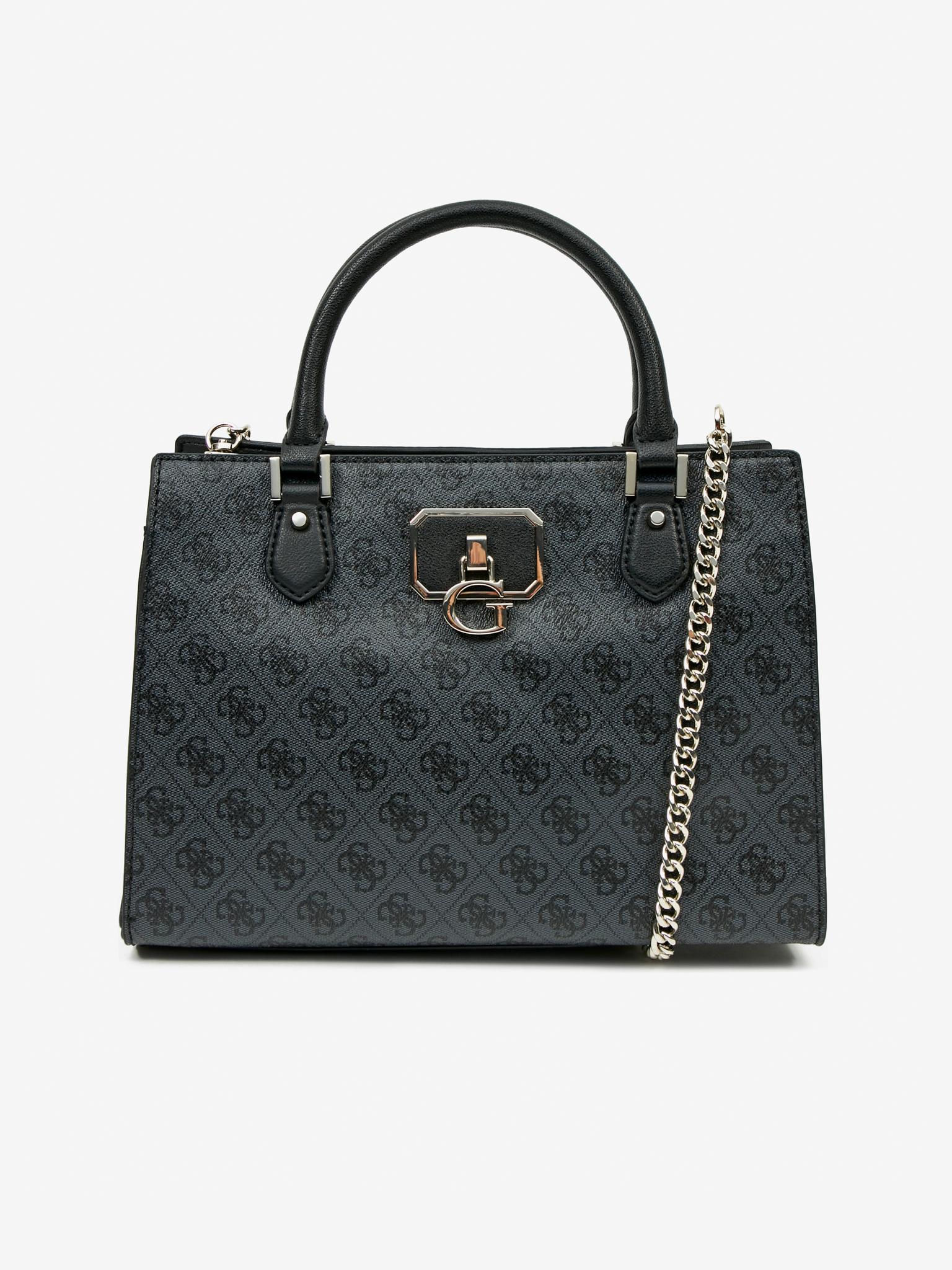 Guess črna torbica Alisa Girlfriend
