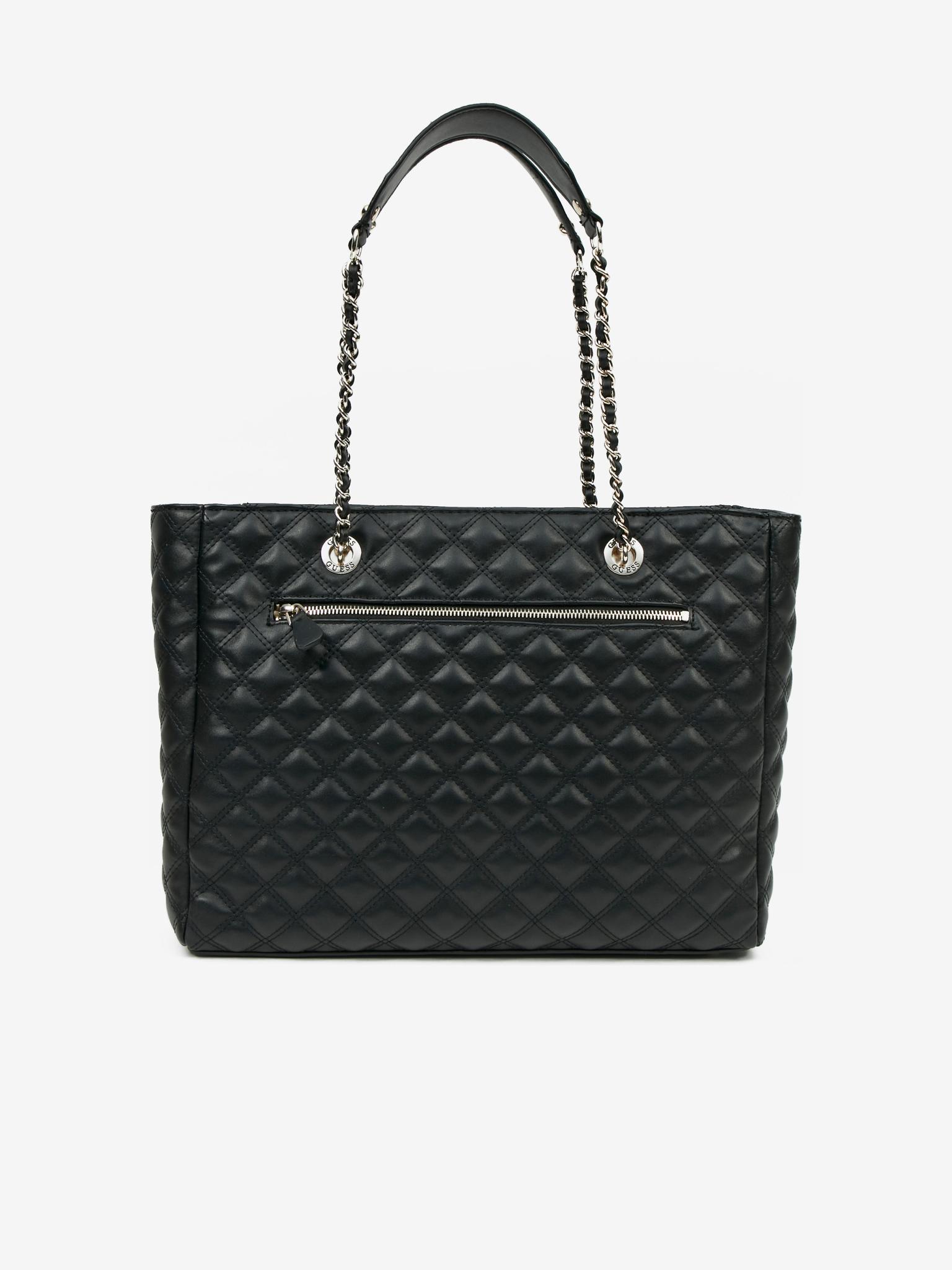 Guess črna torbica Cessily