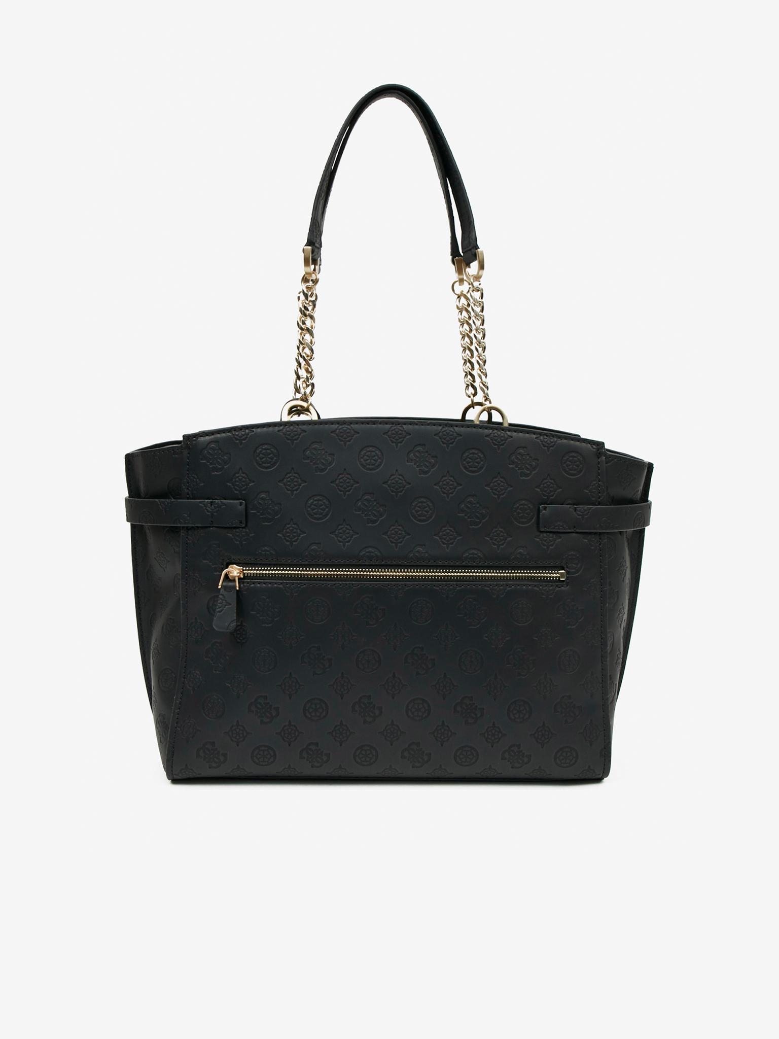 Guess črna torbica Bea Elite