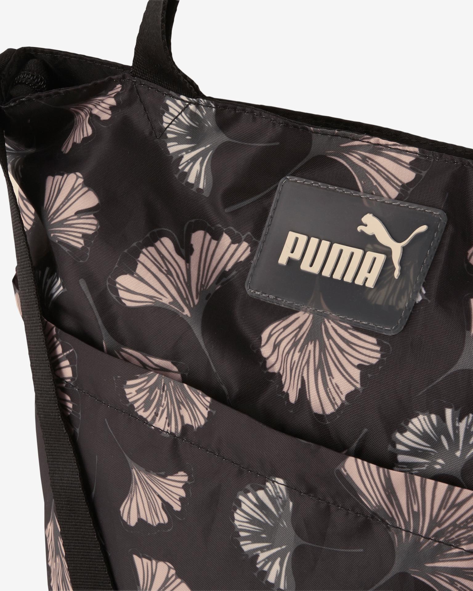 Puma Ženske torbice črna  Pop
