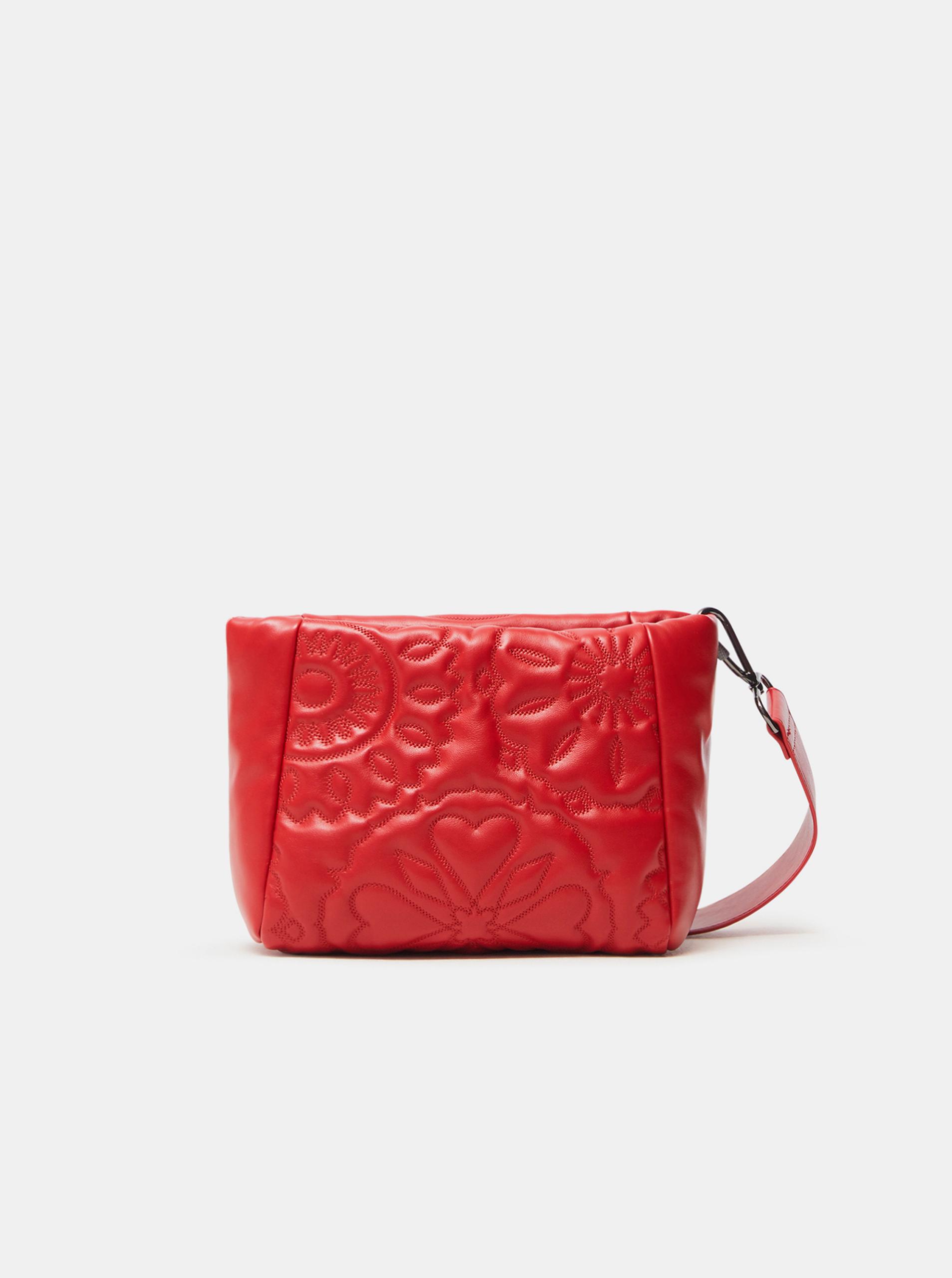 Desigual Ženske torbice rdeča  Big