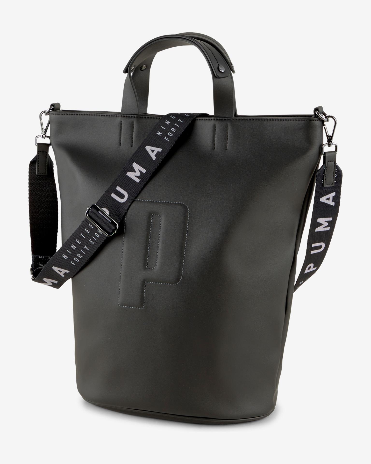 Puma Ženske torbice črna Kabelka