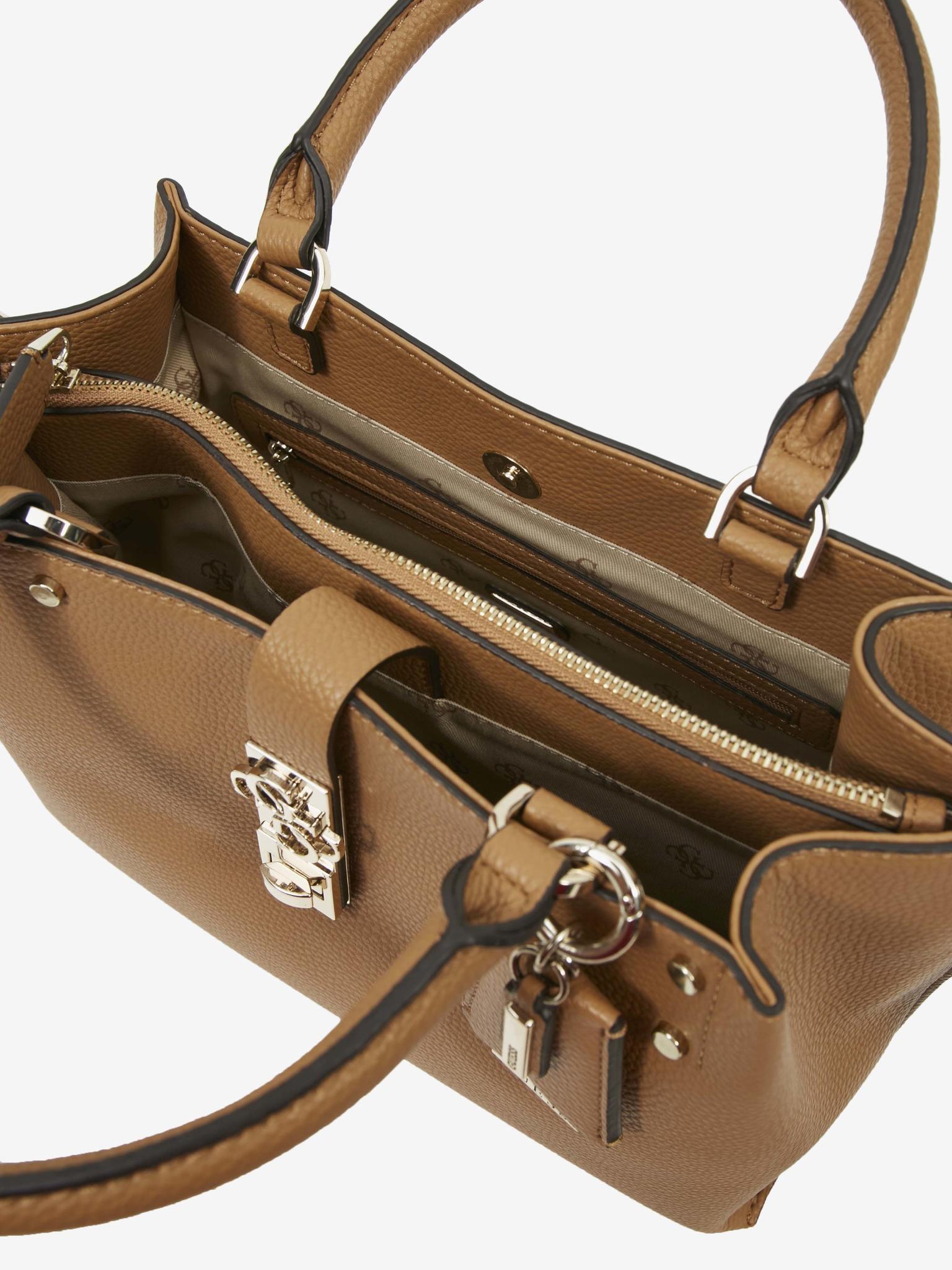 Guess Ženske torbice rjava  Small