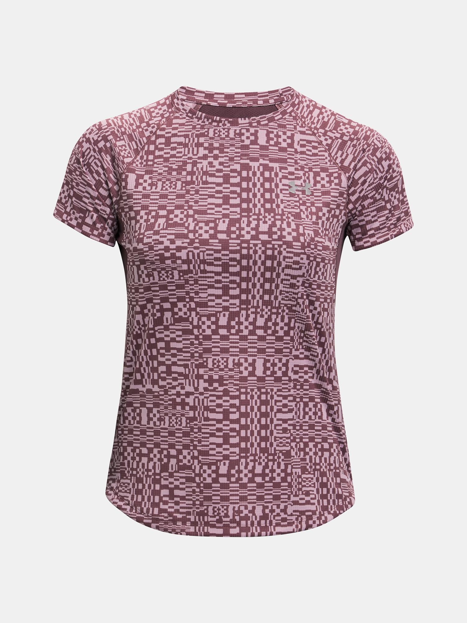 Under Armour Ženske majice vijolična