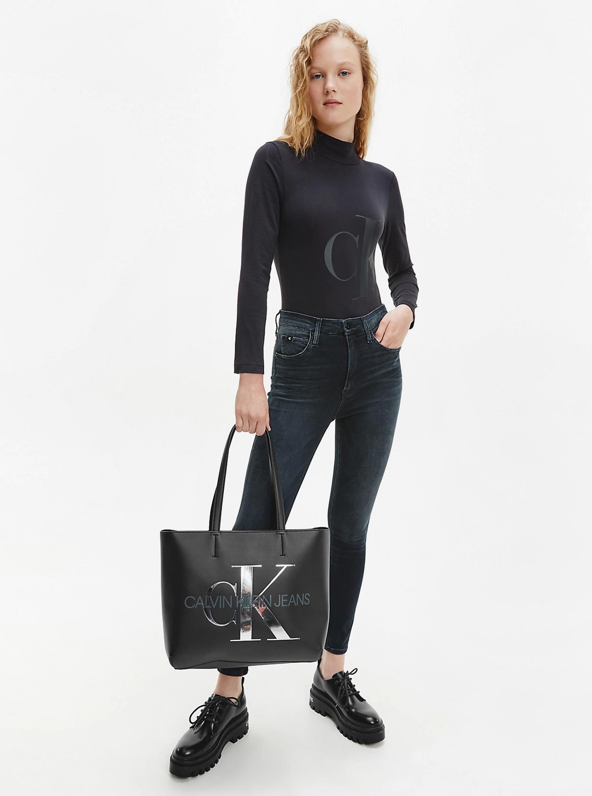Calvin Klein črna kupec