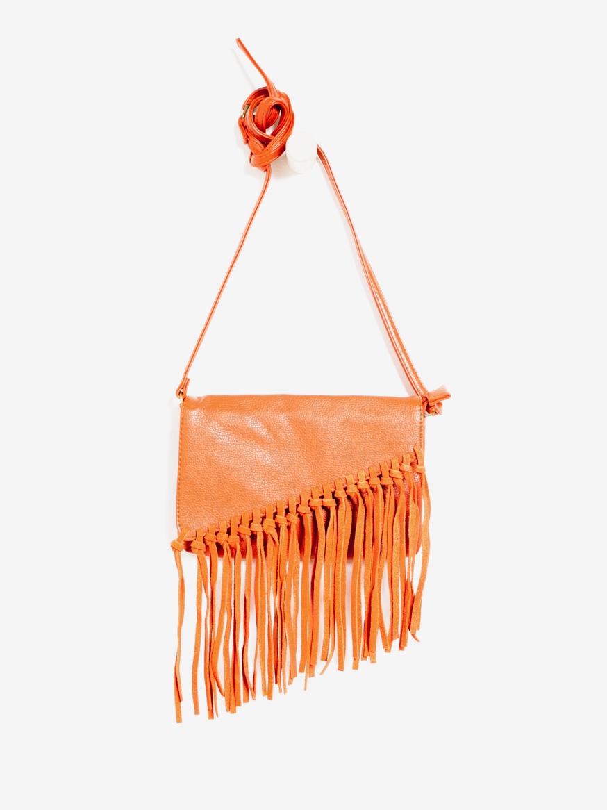 CAMAIEU Ženske torbice oranžna