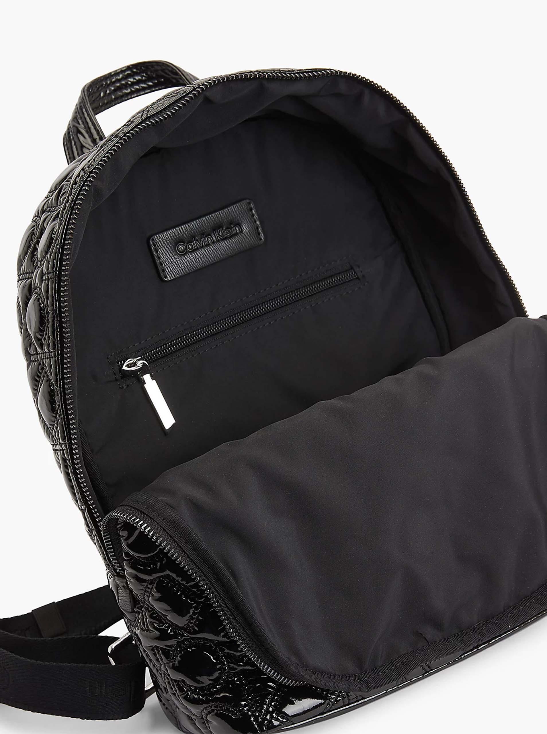 Calvin Klein črna nahrbtnik