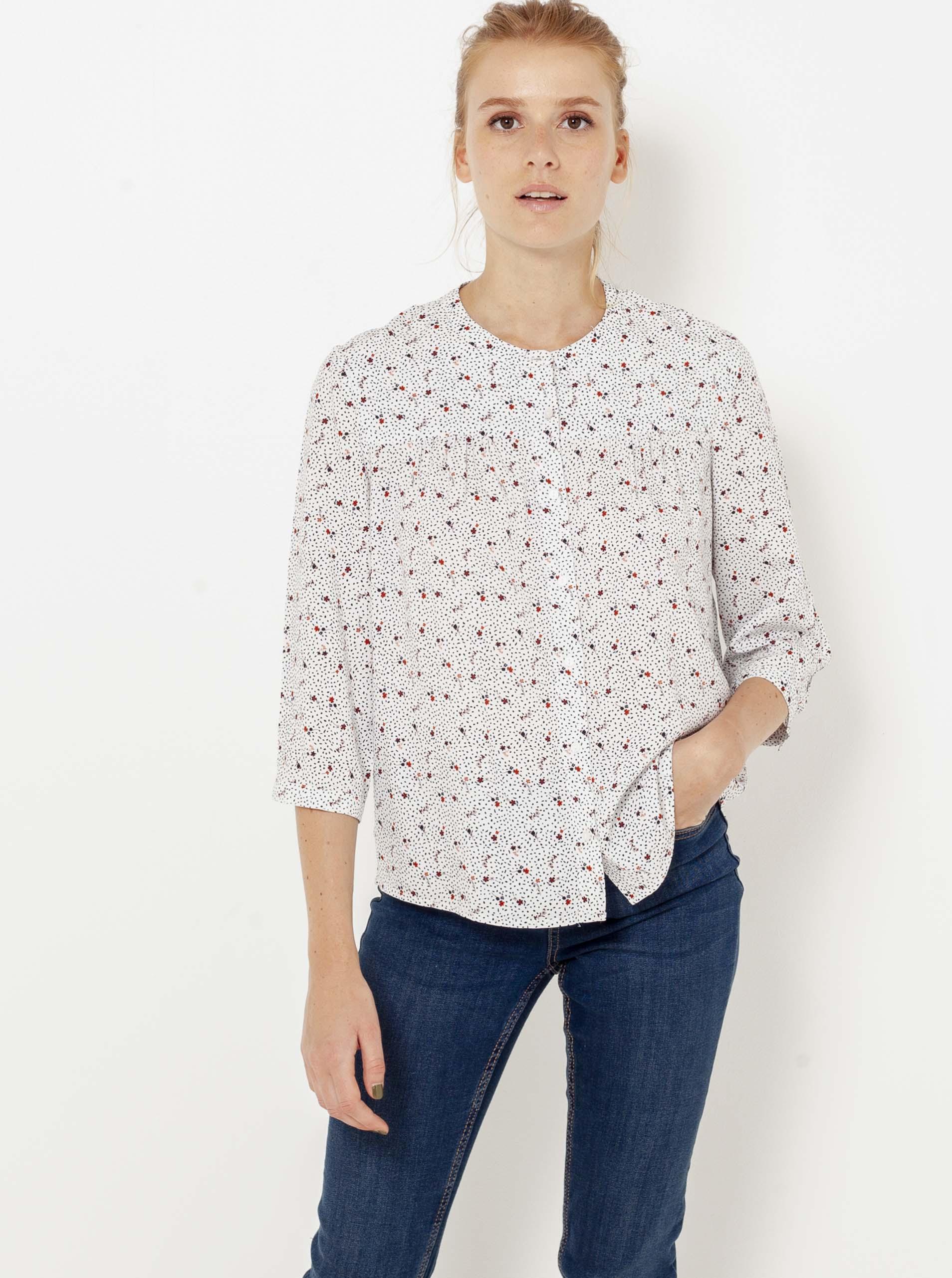 CAMAIEU Ženske bluze bela